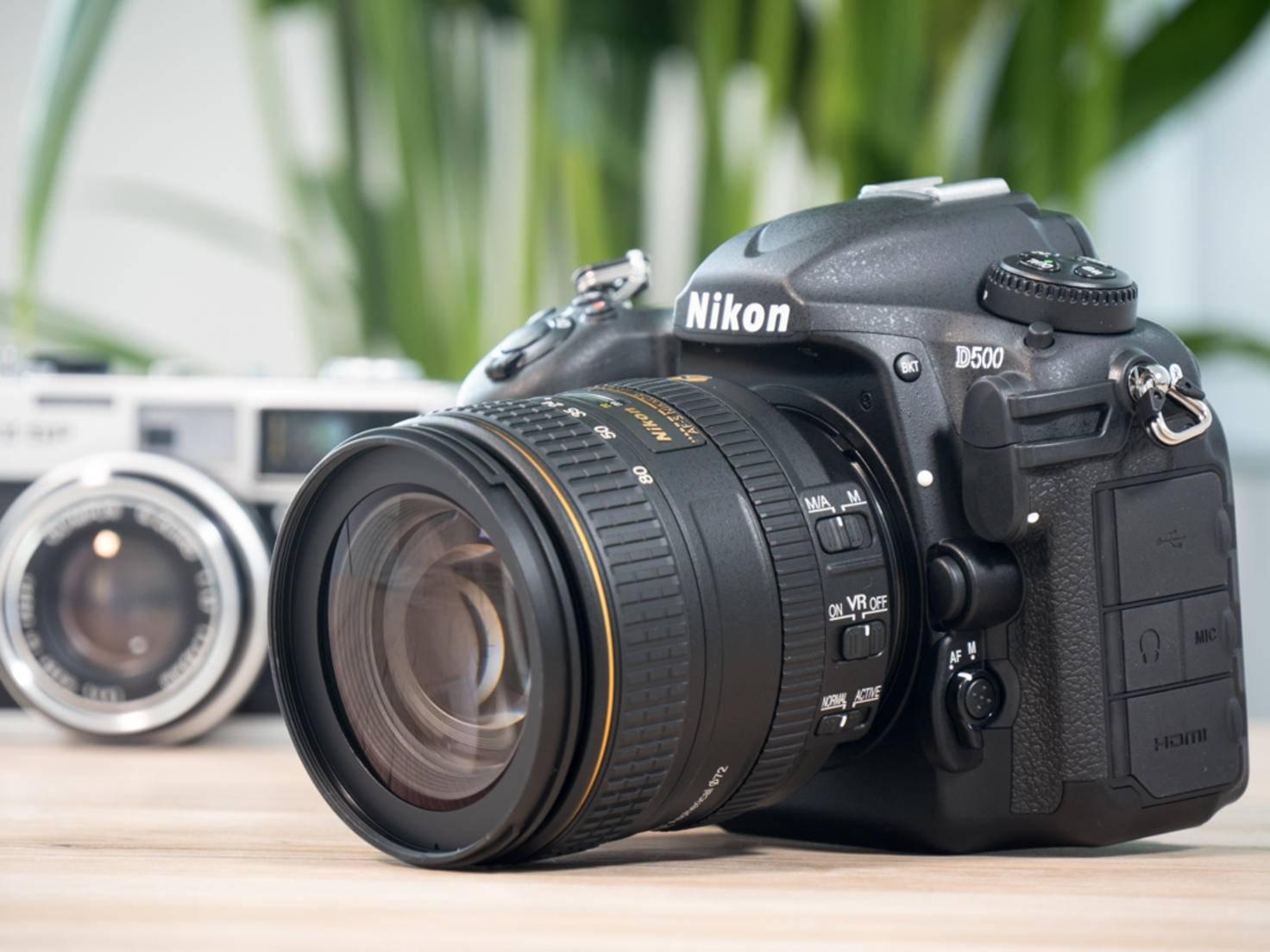 NikonD500