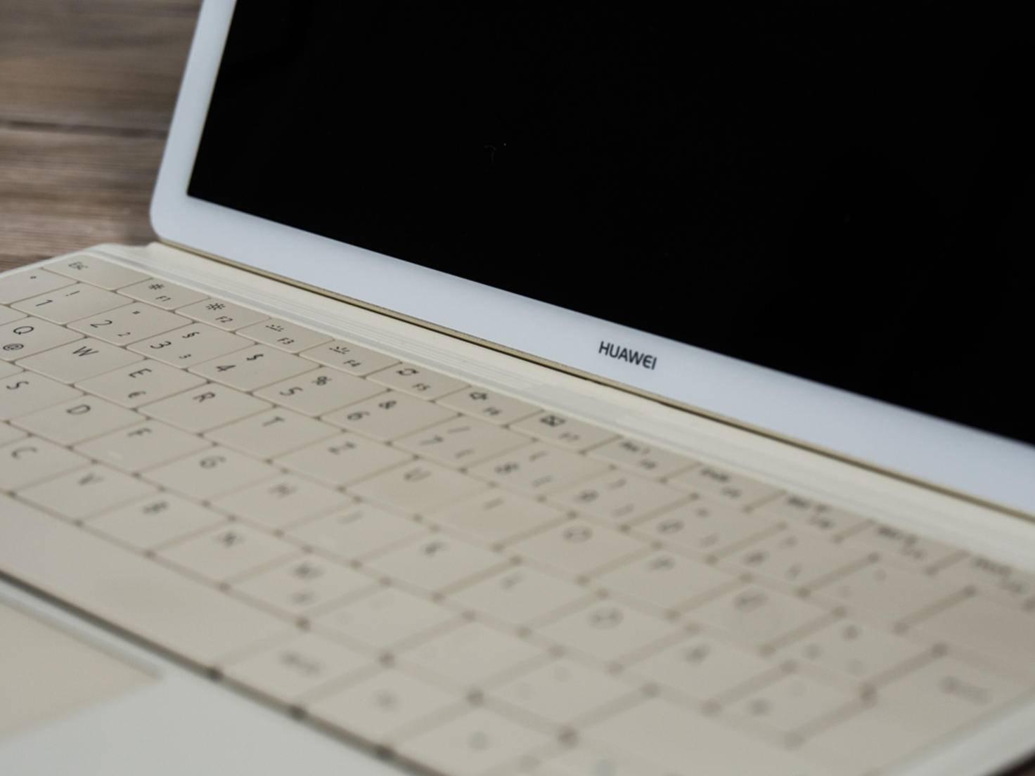 Ärgerlich: Die Tastatur ist weich und nicht sehr präzise.