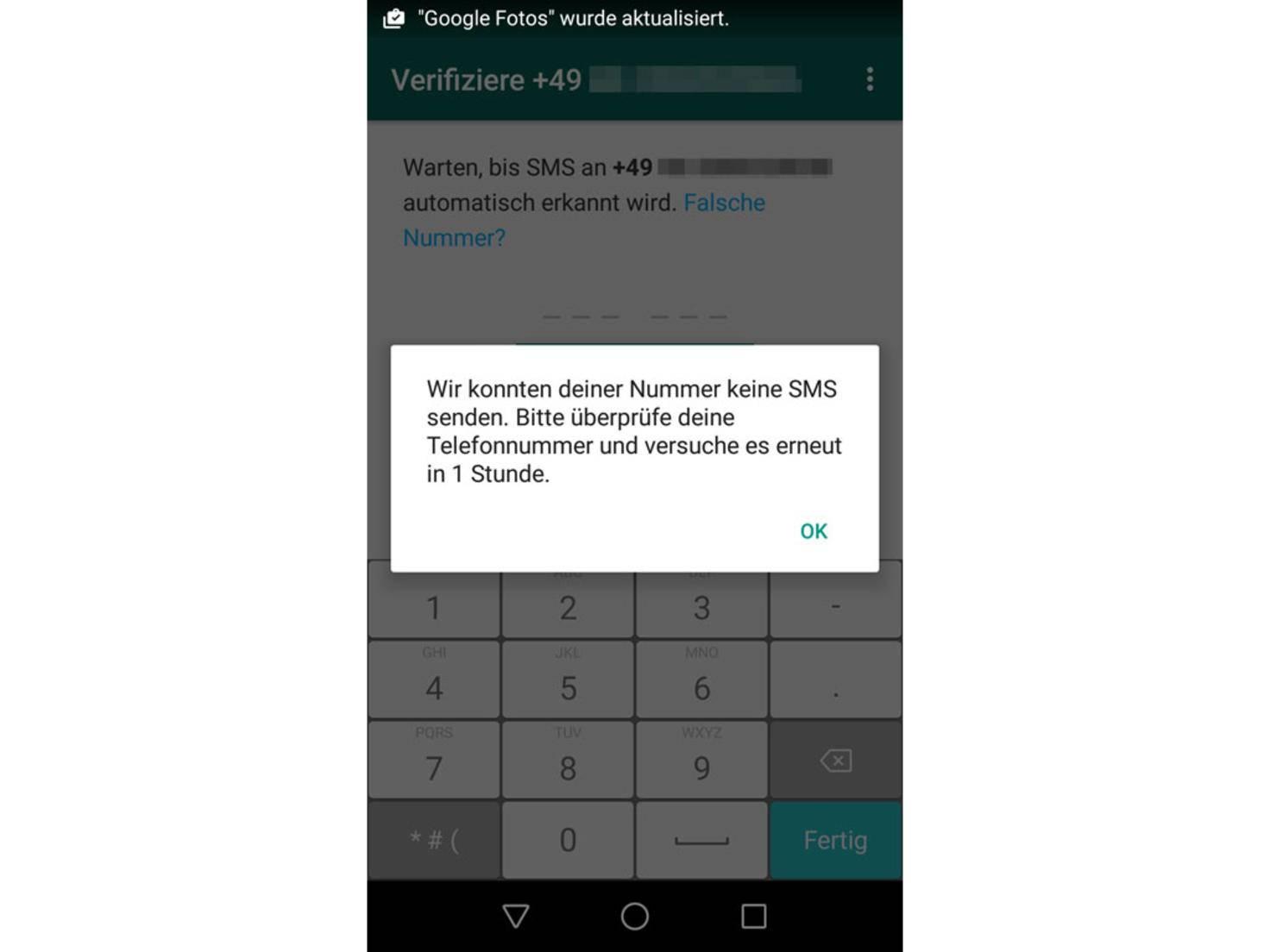 Whatsapp Festnetz Anrufen