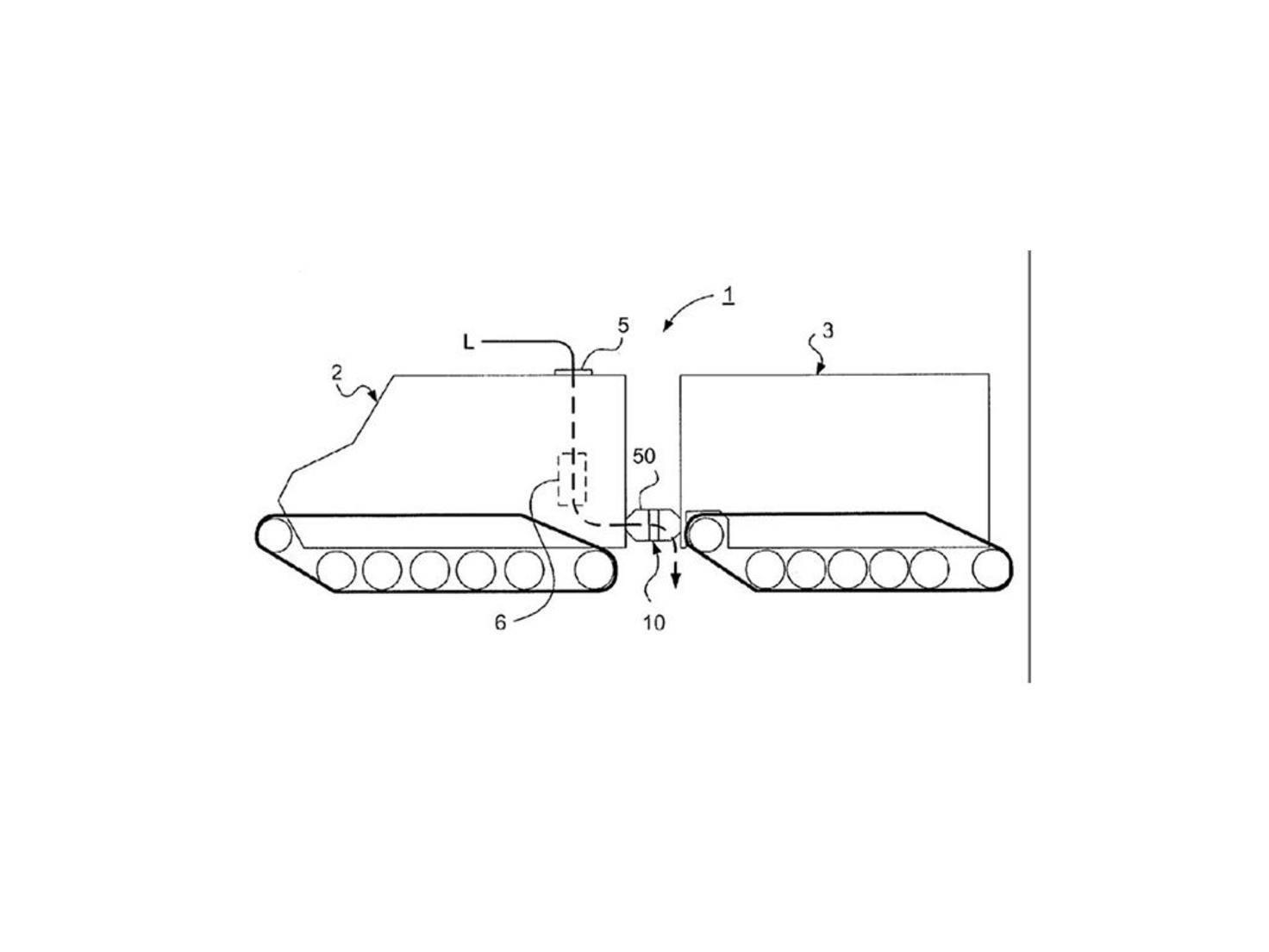 Apple Car Patent