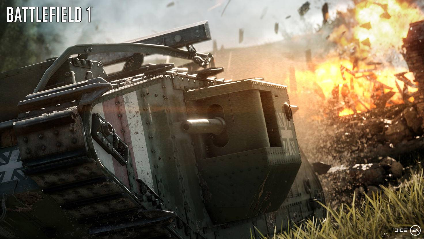 "Screenshot aus ""Battlefield 1""."