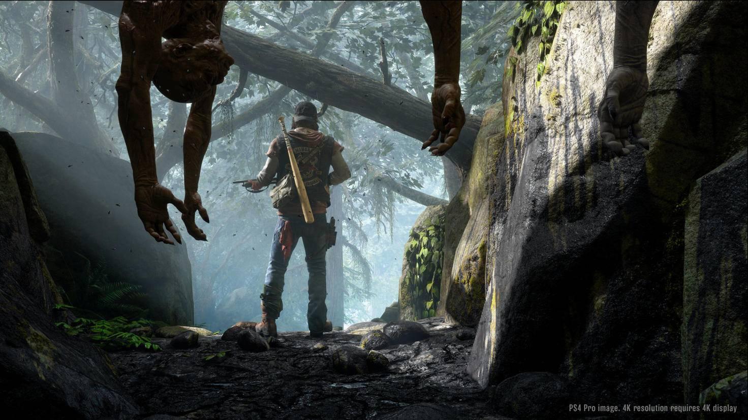 Days Gone Screenshot E3 2017 Baseballschläger