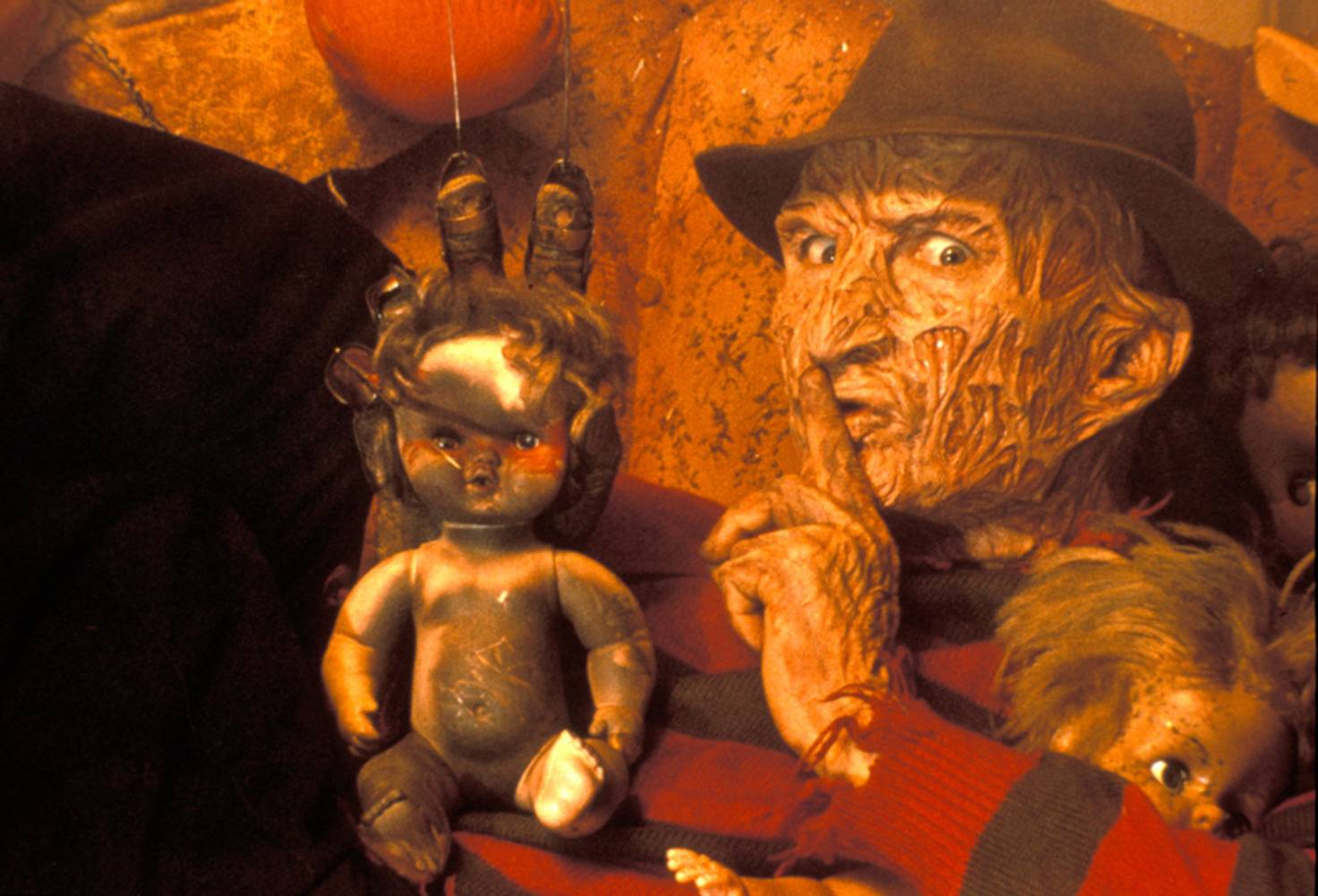 """""""Drei, vier – schließ' ab deine Tür"""": Freddy Krueger ist schon auf dem Weg!"""