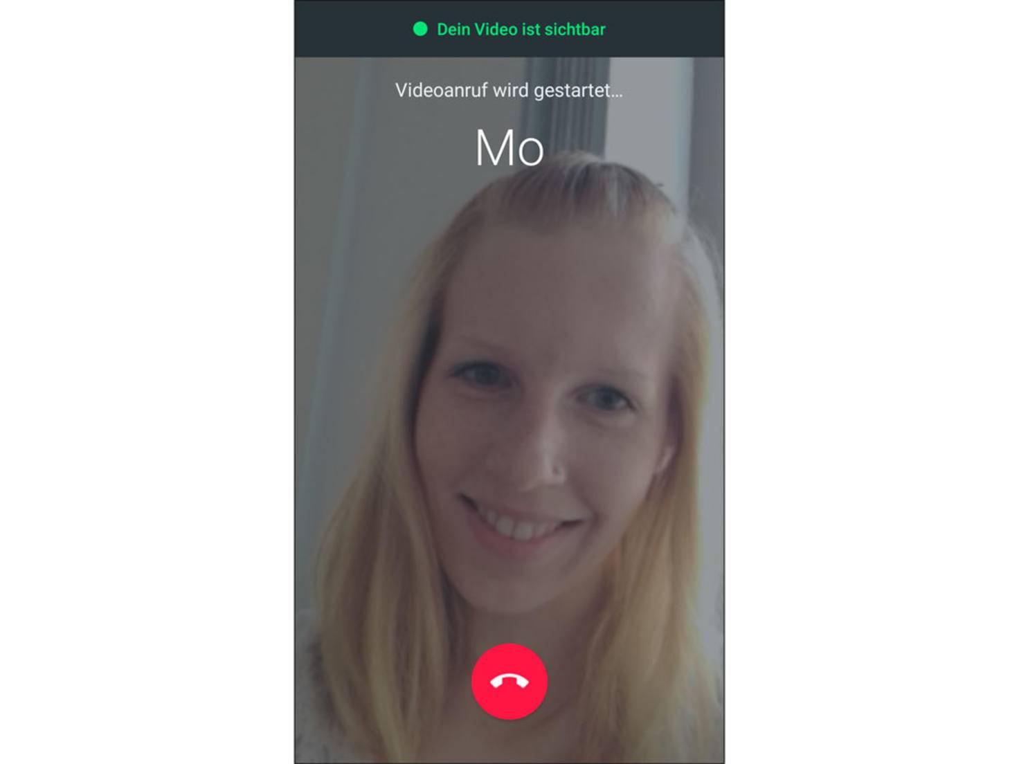 Oder gib dem Telefonpartner einen Eindruck von Deiner aktuellen Stimmung.