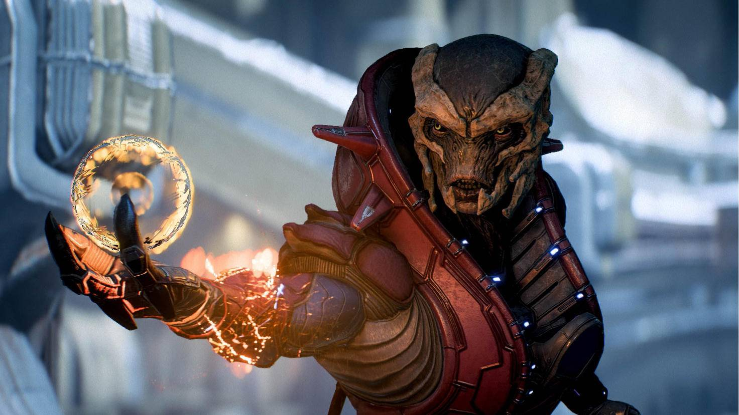 """Wer Action-RPGs liebt, muss """"Mass Effect: Andromeda"""" spielen."""