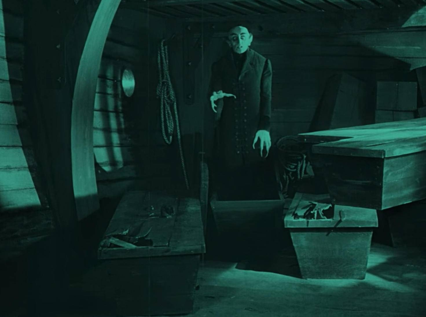 Graf Orlok zählt zu den ersten Film-Monstern überhaupt.