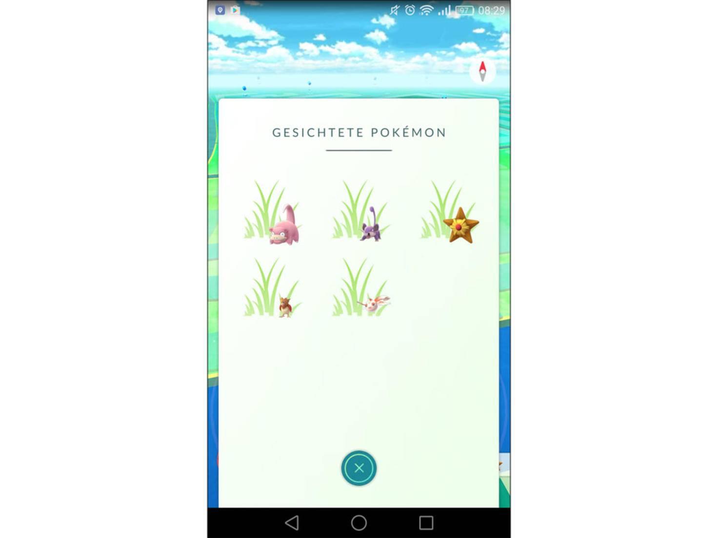 Entwickler Niantic testet eine neue Übersicht über Pokémon in der Nähe.