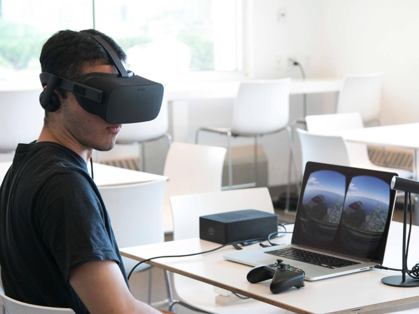 The Wolfe soll VR auf den Laptop bringen.