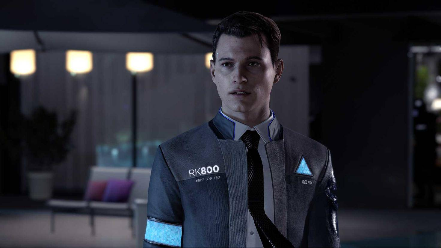 """Detroit: Become Human""-Screenshot"