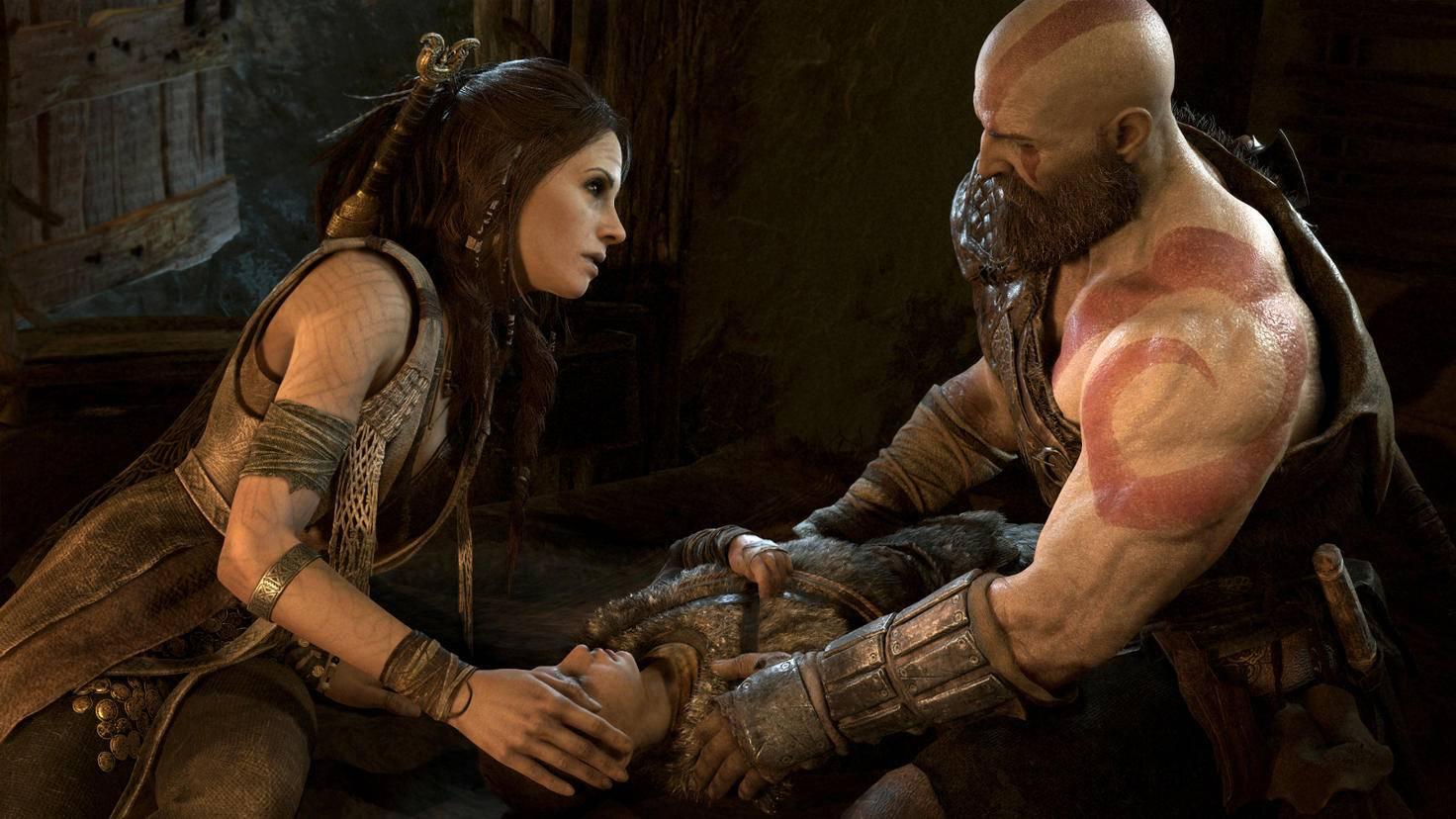 """In """"God of War"""" ist Freya zunächst Kratos' Verbündete."""
