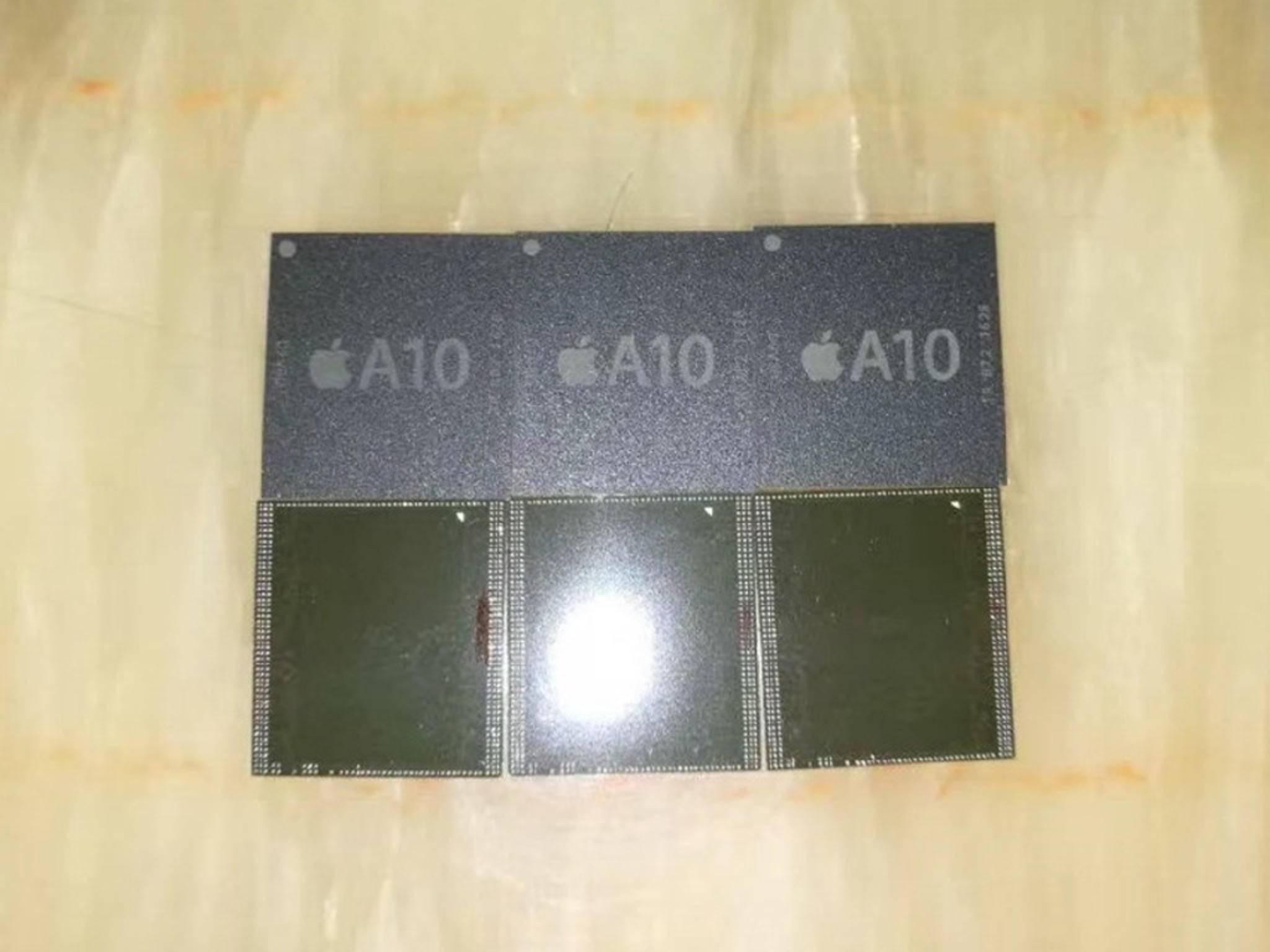 iPhone 7 A10 Prozessor Leak