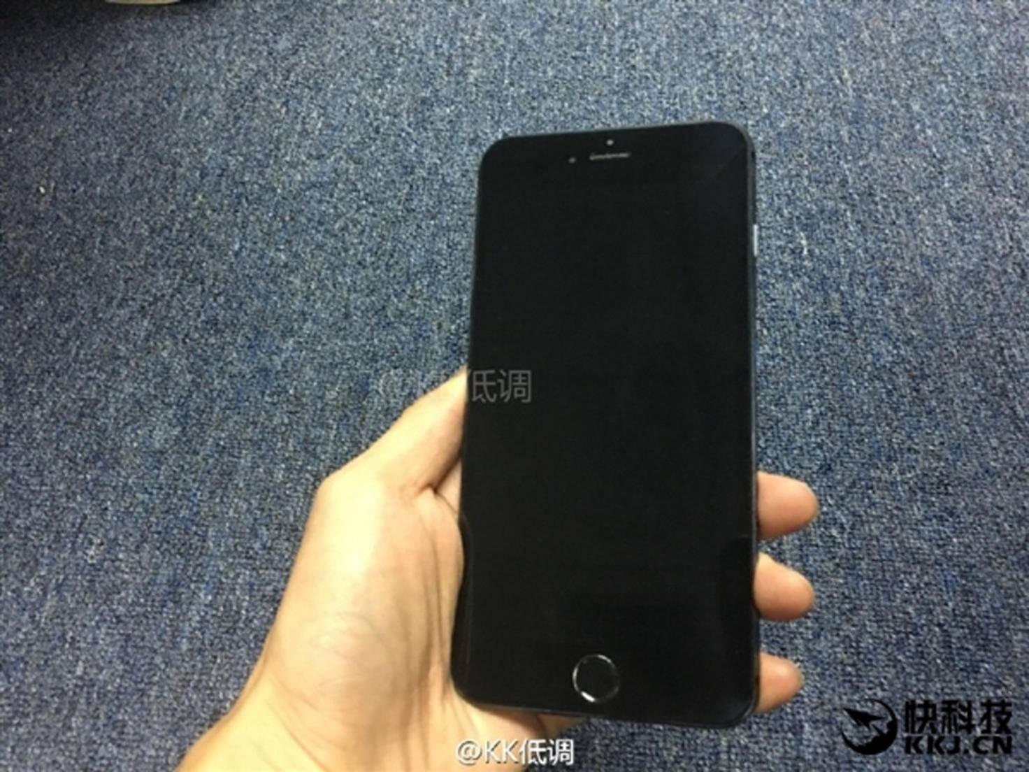 Ist dies das iPhone 7 Plus?
