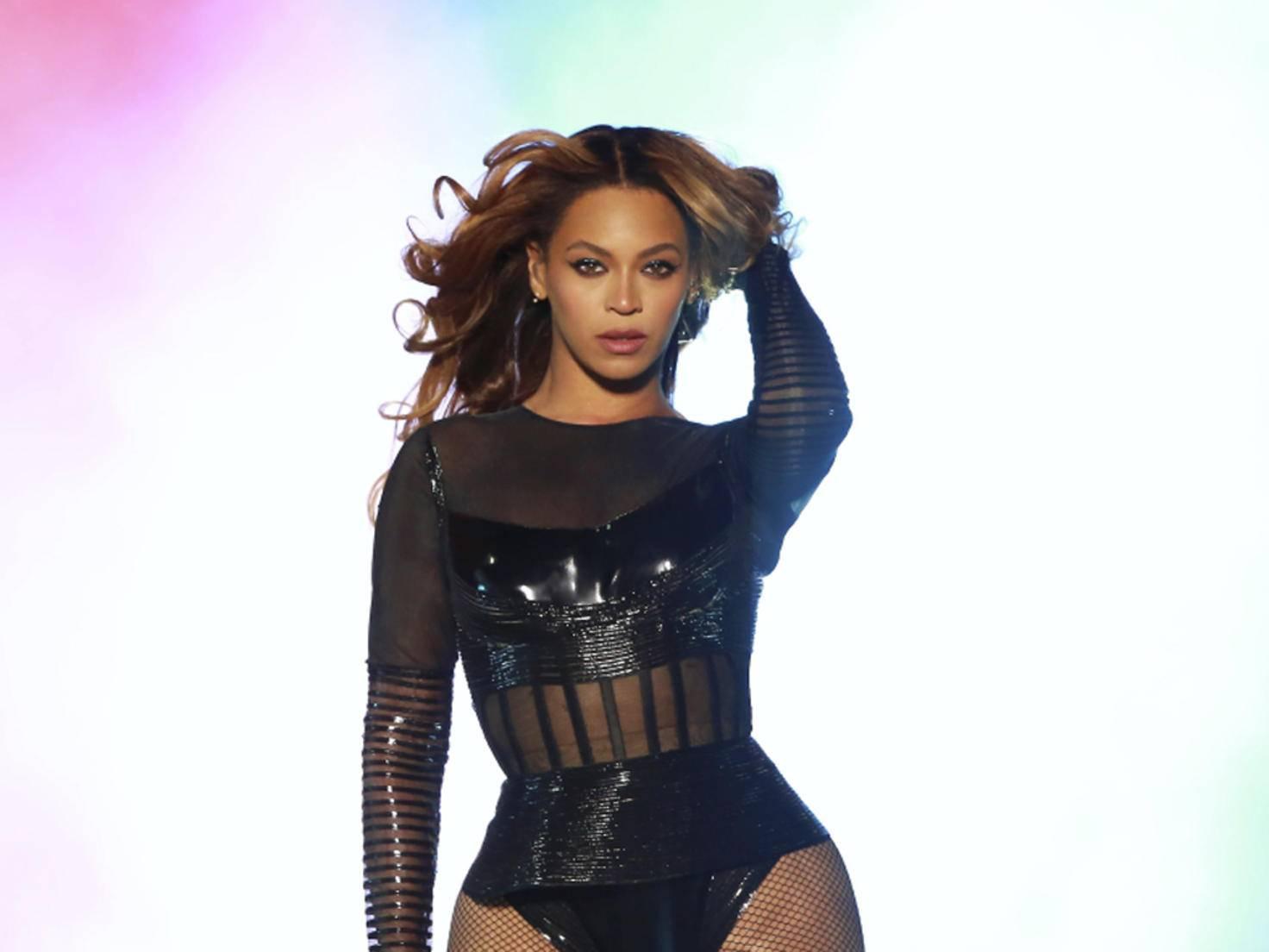"""Über ihren angeblichen Ehekrach mit Jay Z sing Beyoncé in """"Love Drought"""" offenbar nicht."""