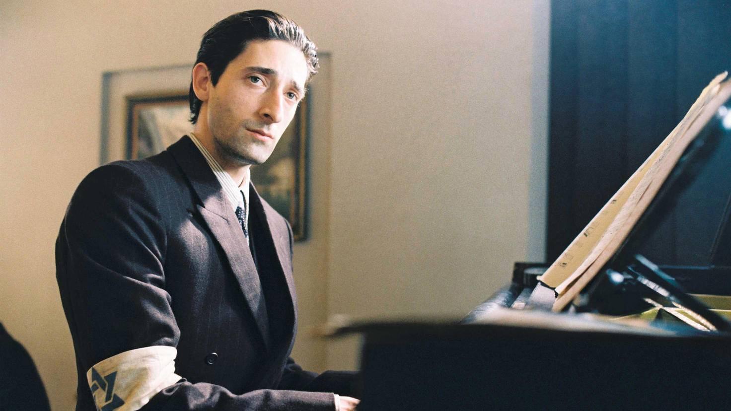 Der Pianist Adrien Brody