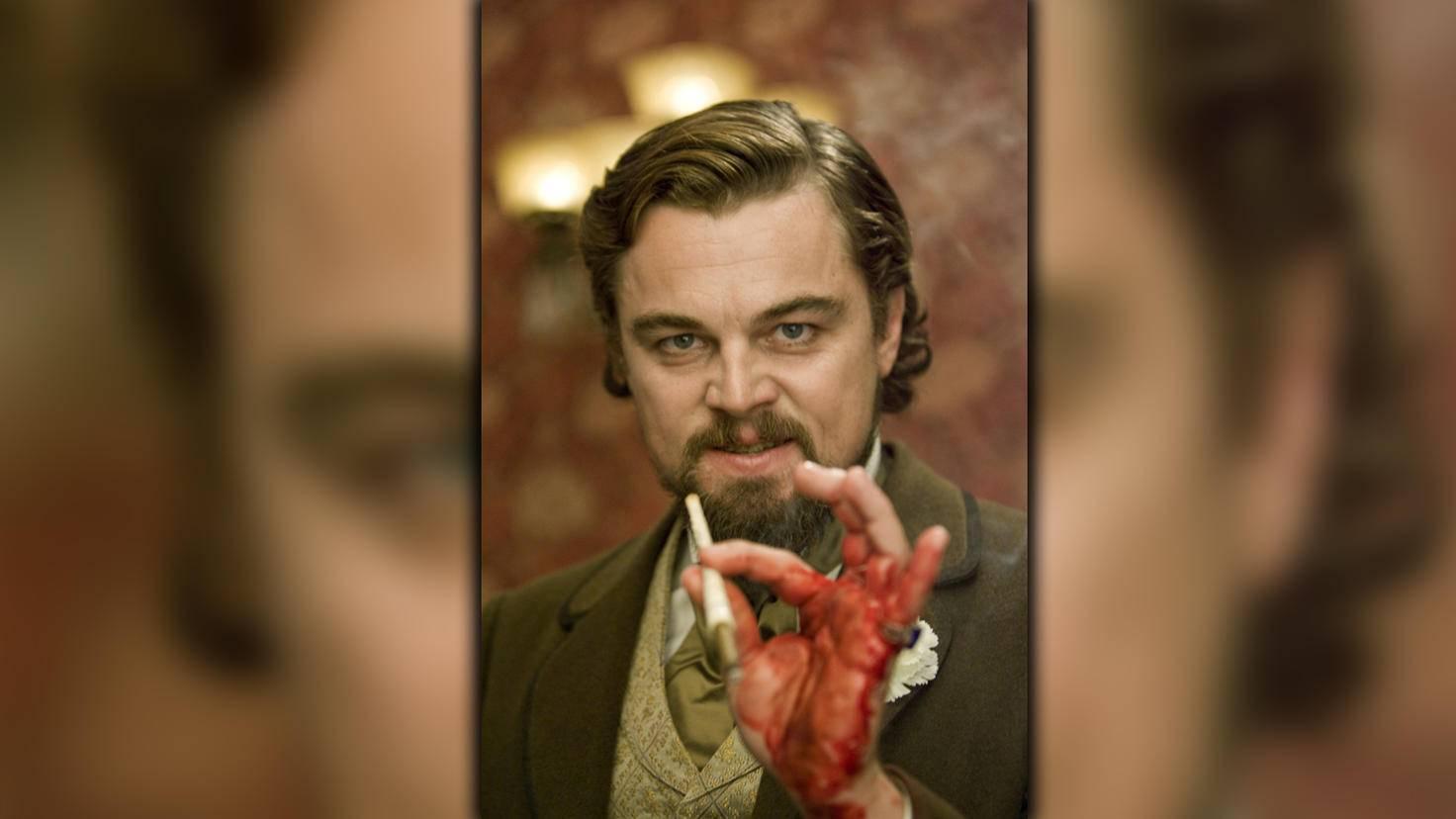 Django Unchained Leonardo DiCaprio