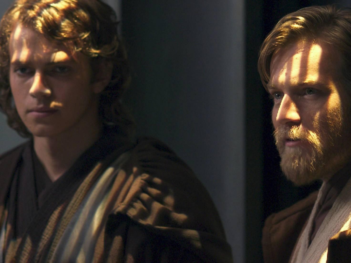"""""""Star Wars: Episode I – """" zählt offenbar nicht zu Ewan McGregors liebsten Projekten."""