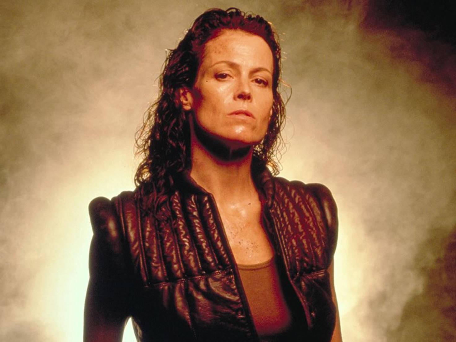 Sigourney Weaver alias Ripley lässt sich nicht von Aliens einschüchtern.