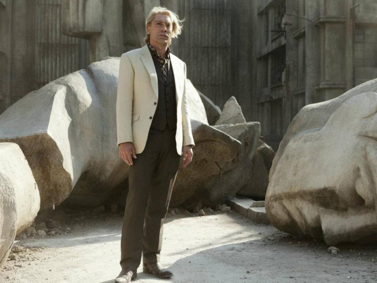 Javier Bardem spielt den vielschichtigen Raoul Silva.