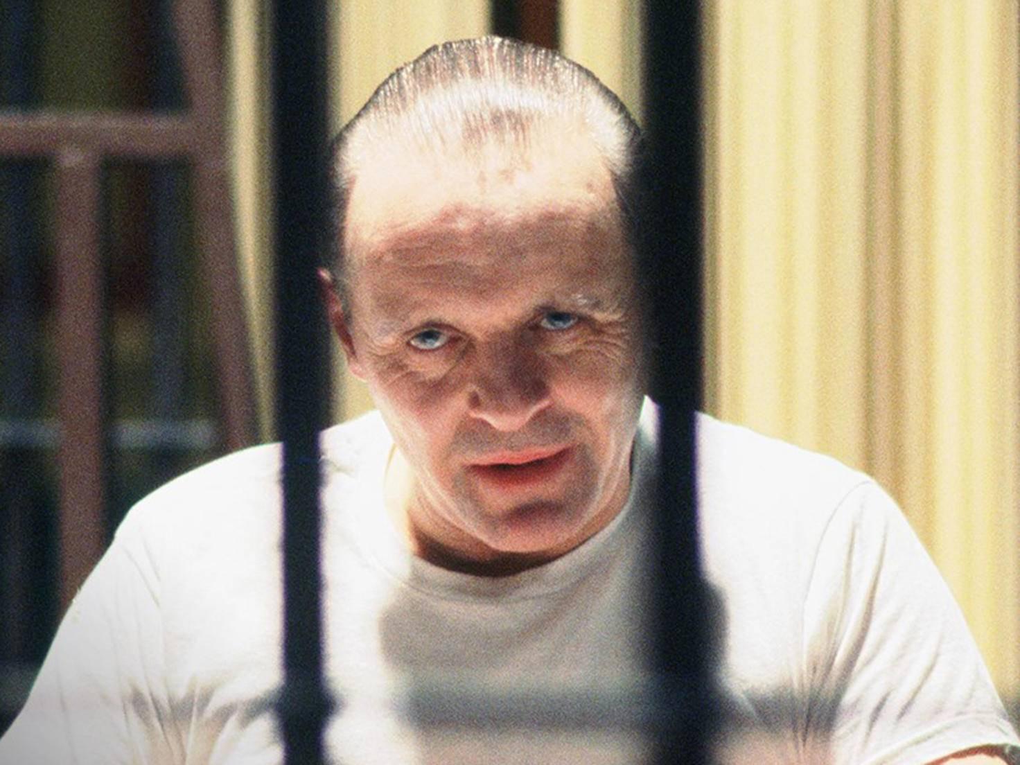Die Gegenwart von Hannibal Lecter lässt sich nur mit Abstand genießen.