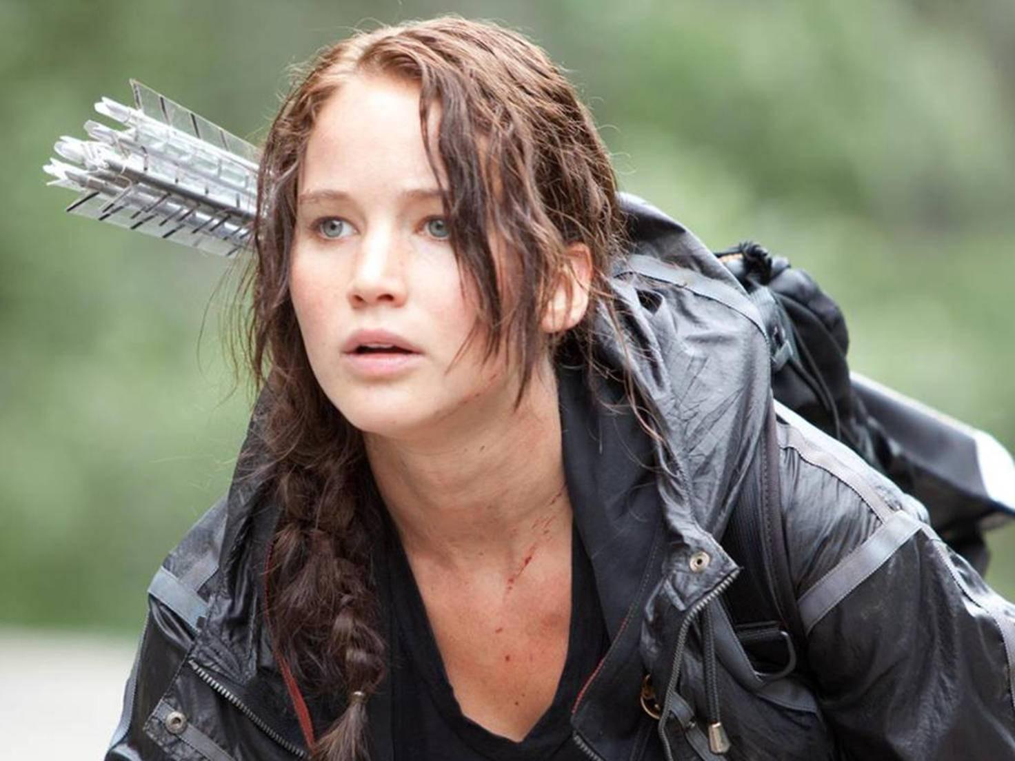 Heldin wider Willen: Katniss Everdeen.