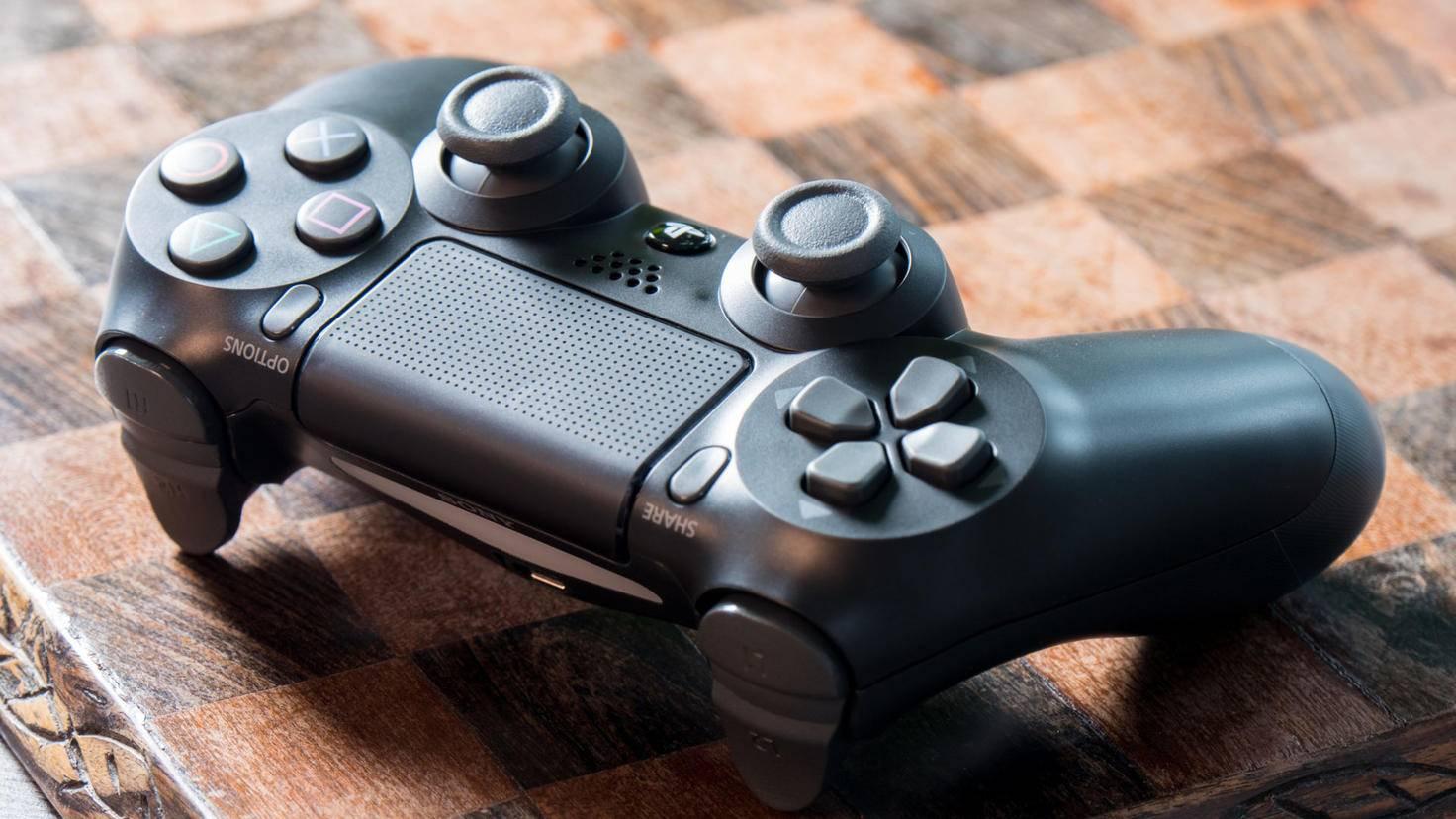PS4-controller-dualshock