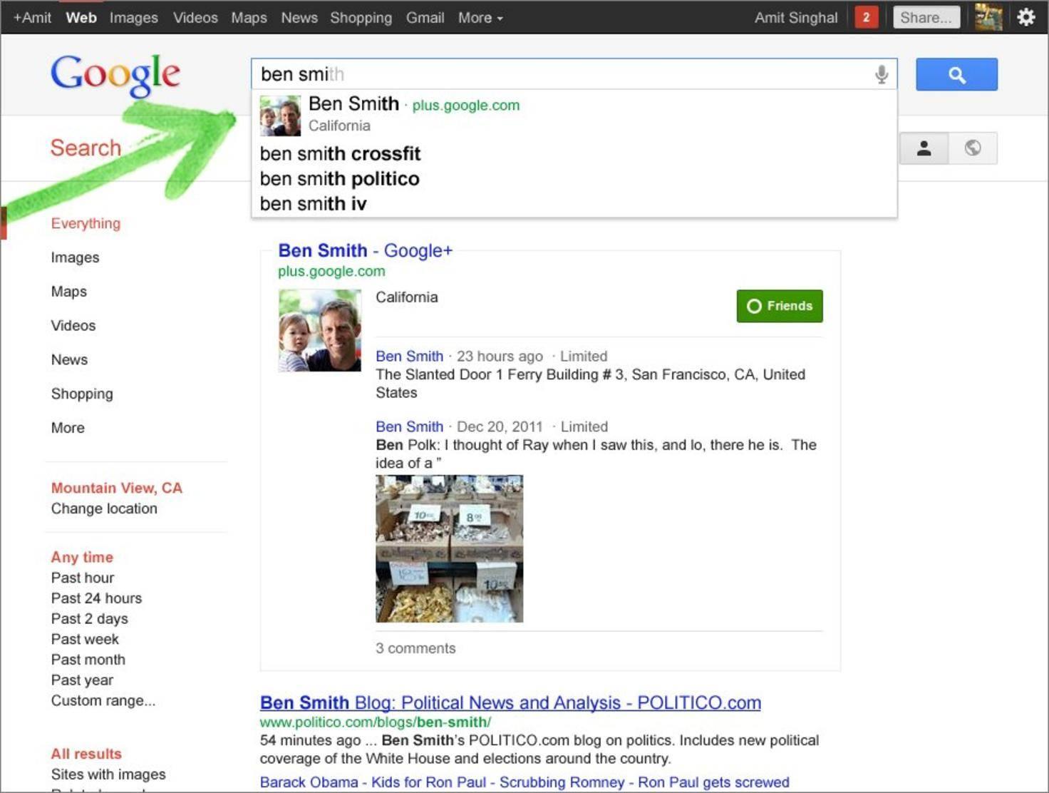 Google 2011