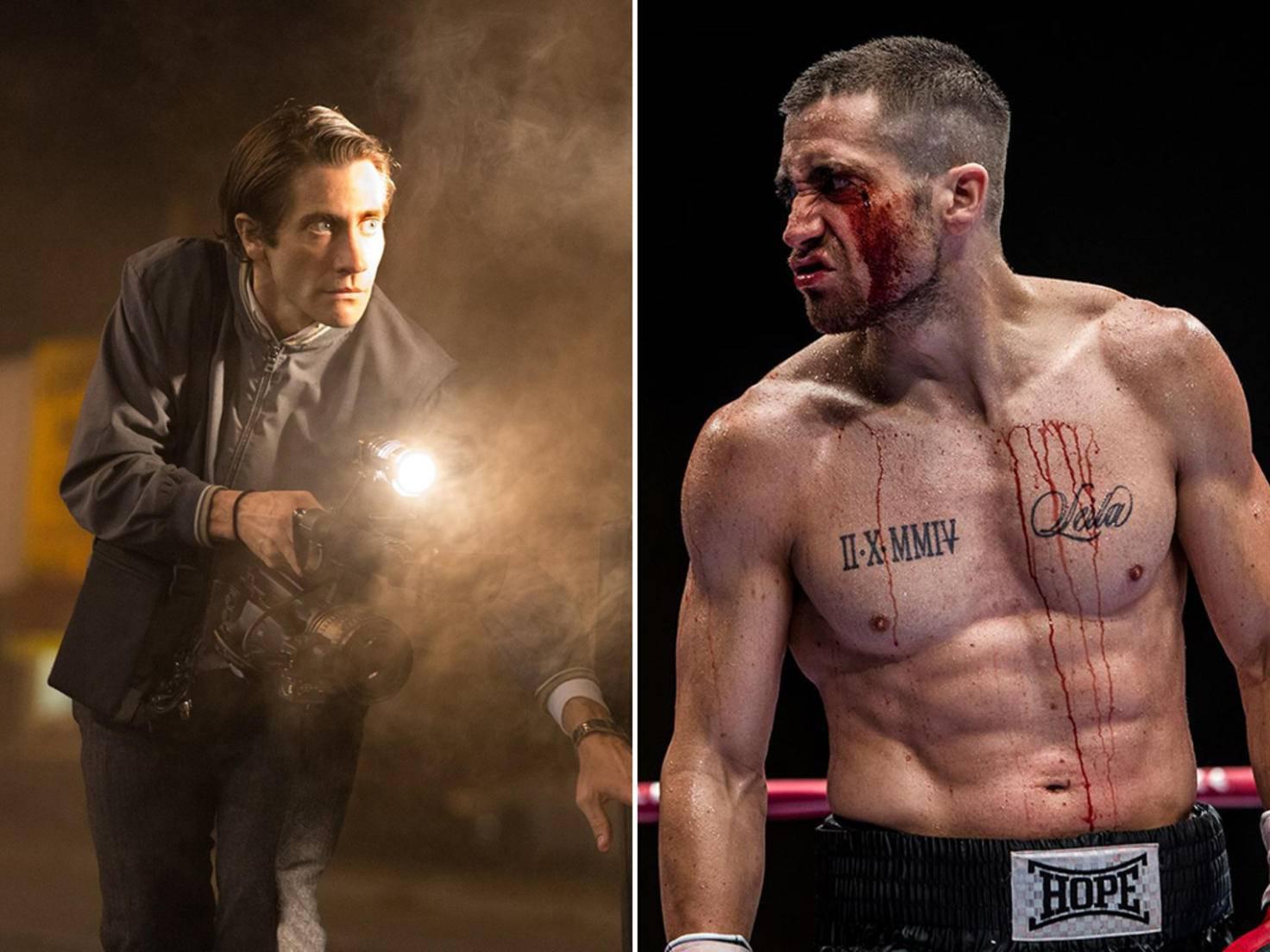 Jake Gyllenhaal ist ein wahres Chamäleon.
