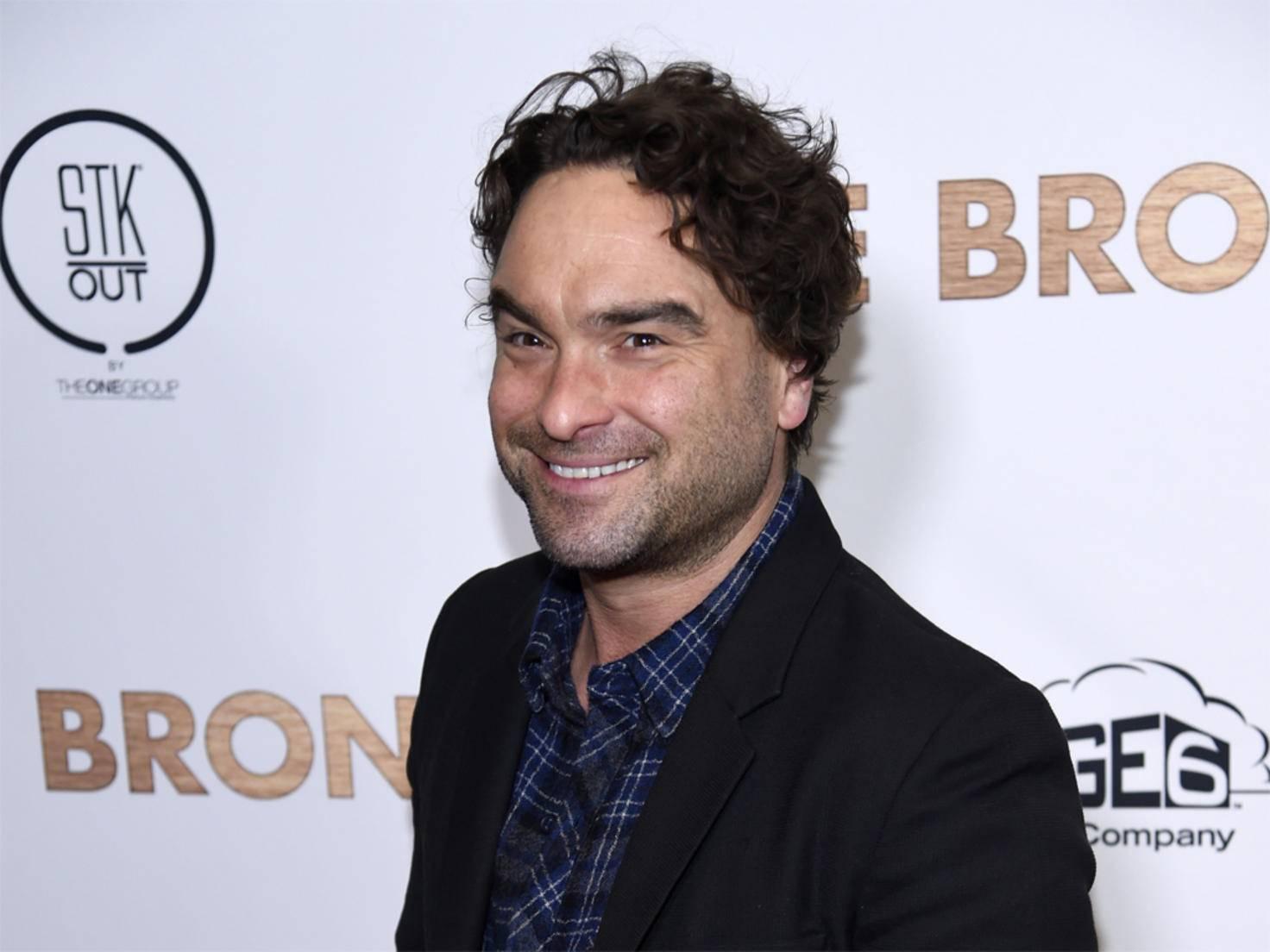 """Drei Darsteller kassieren eine Million Dollar pro """"The Big Bang Theory""""-Folge – darunter Johnny Galecki."""