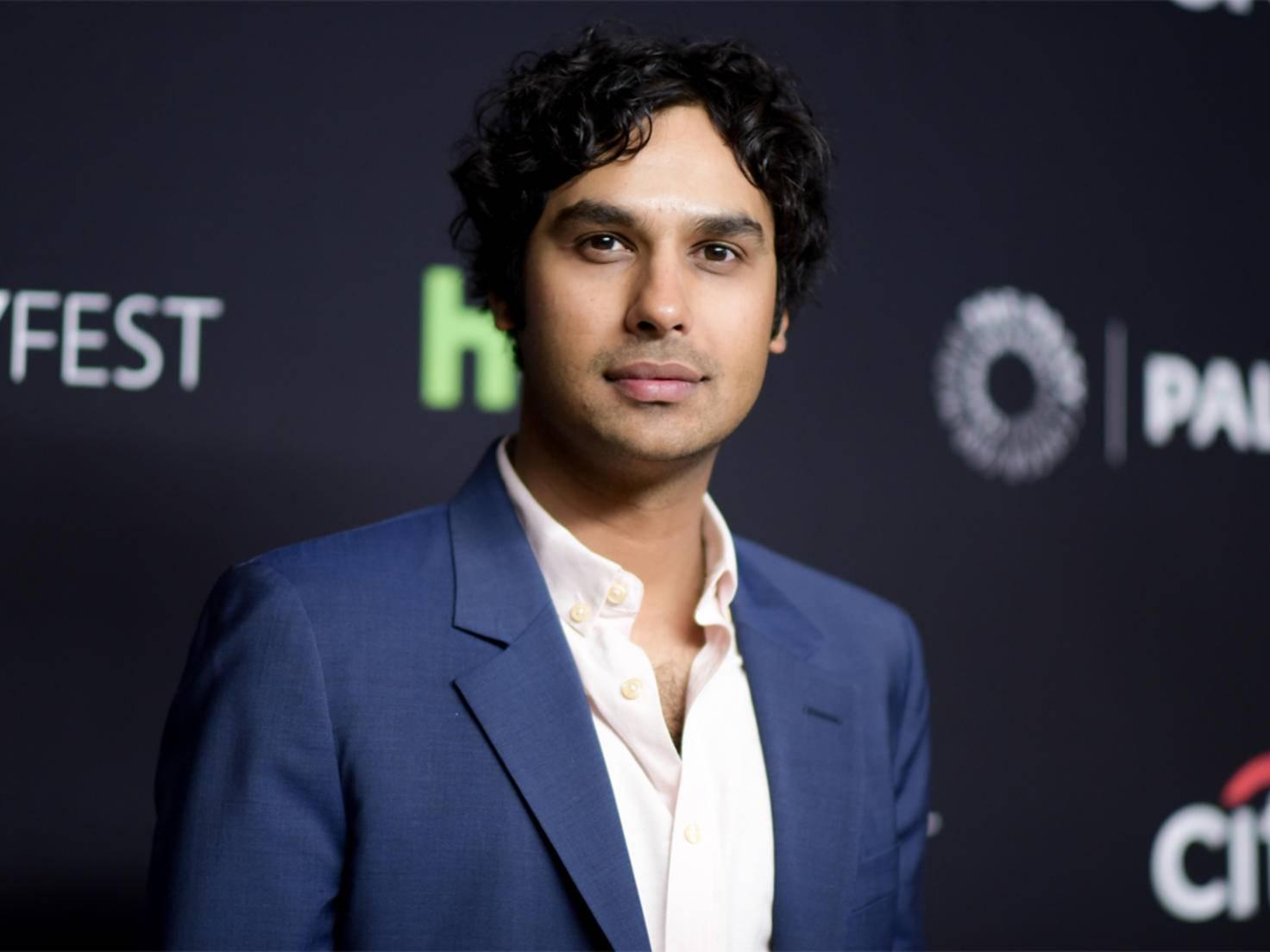 """""""The Big Bang Theory"""" ist eine kleine, aber feine Goldschmiede, die auch Kunal Nayyar zugute kommt."""