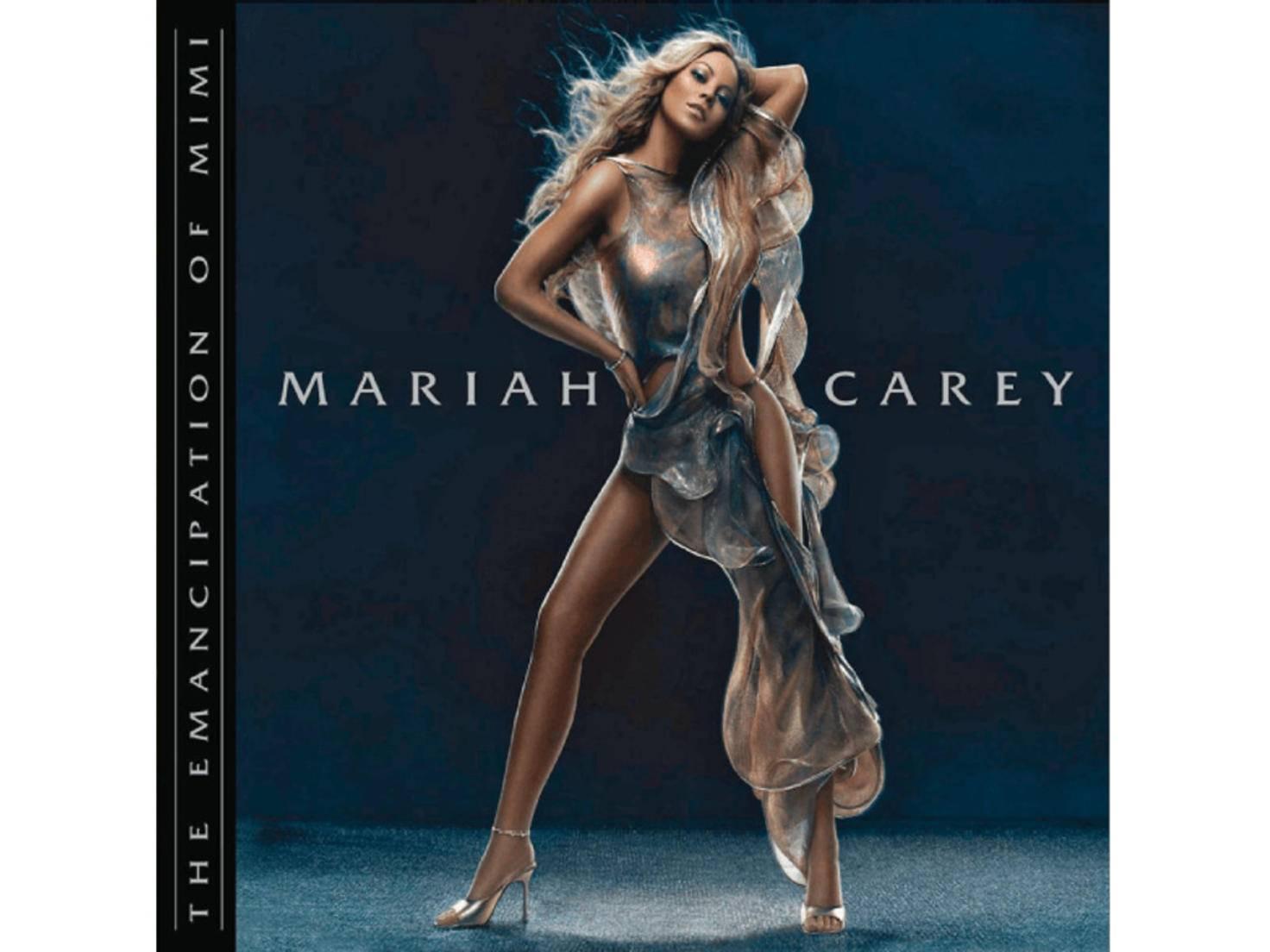 Mariah Carey The Imancipation of Mimi.jpg