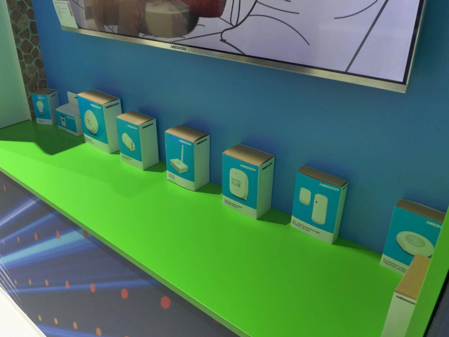 Medion Smart Home IFA 2016