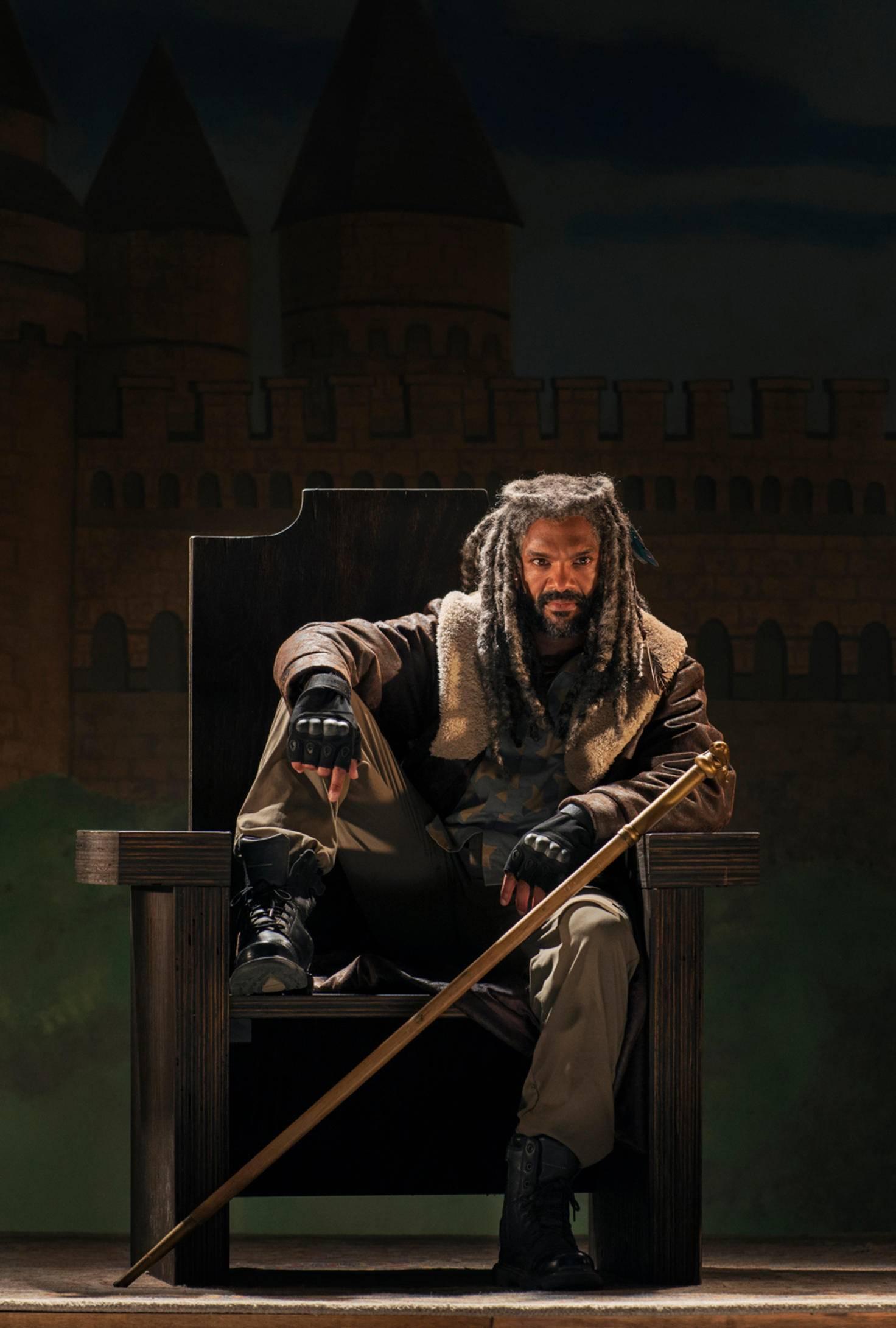 """König Ezekiel spielt in der siebten """"The Walking Dead""""-Staffel offenbar eine tragende Rolle."""