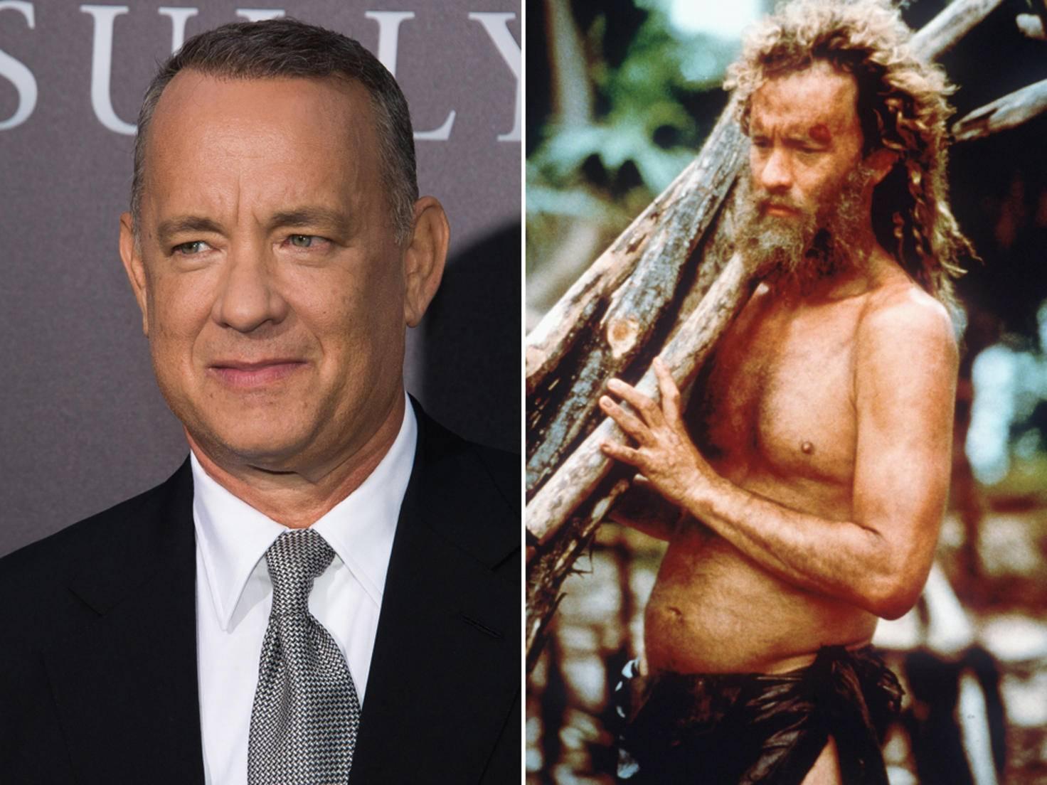 """Tom Hanks war in """"Cast Away"""" der Inbegriff eines Gestrandeten."""