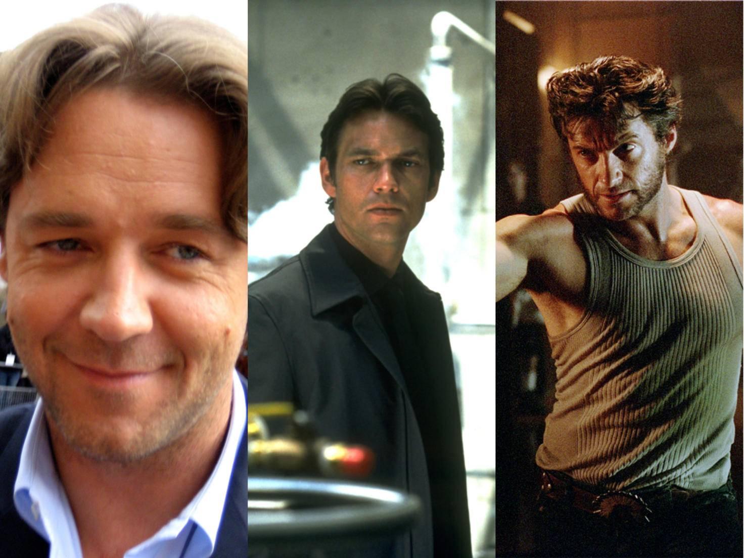 """Hugh Jackman war nur dritte Wahl für die Rolle des """"Wolverine"""". Er bekam sie trotzdem."""