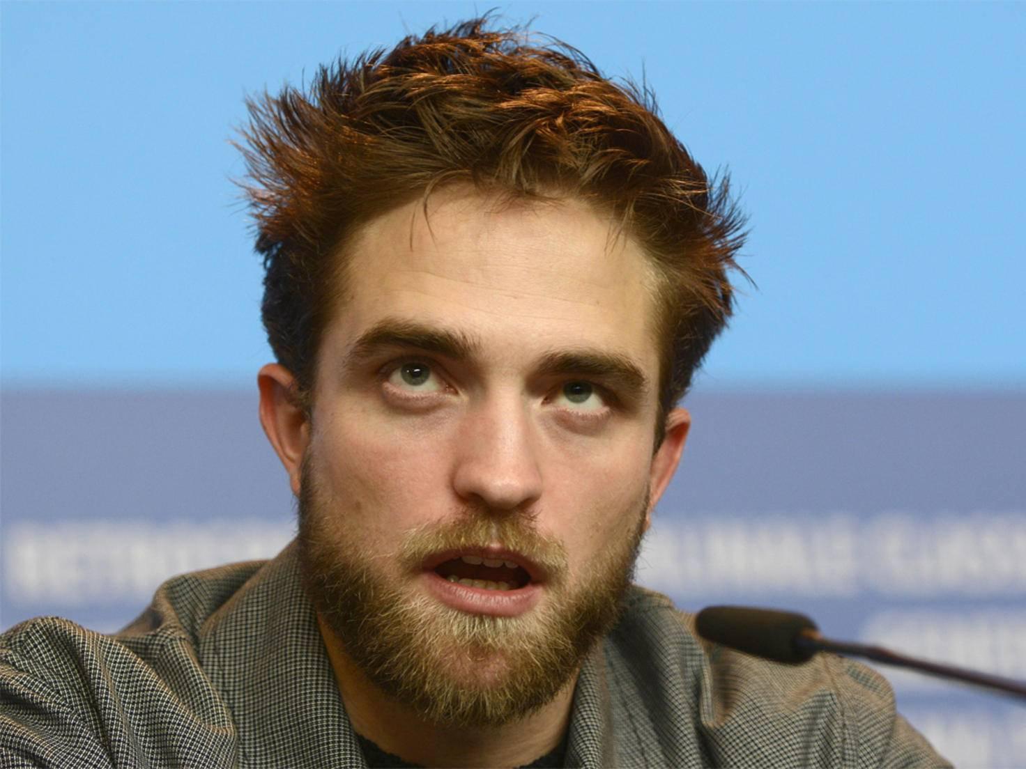 """Robert Pattinson hält """"Twilight"""" für Schund."""