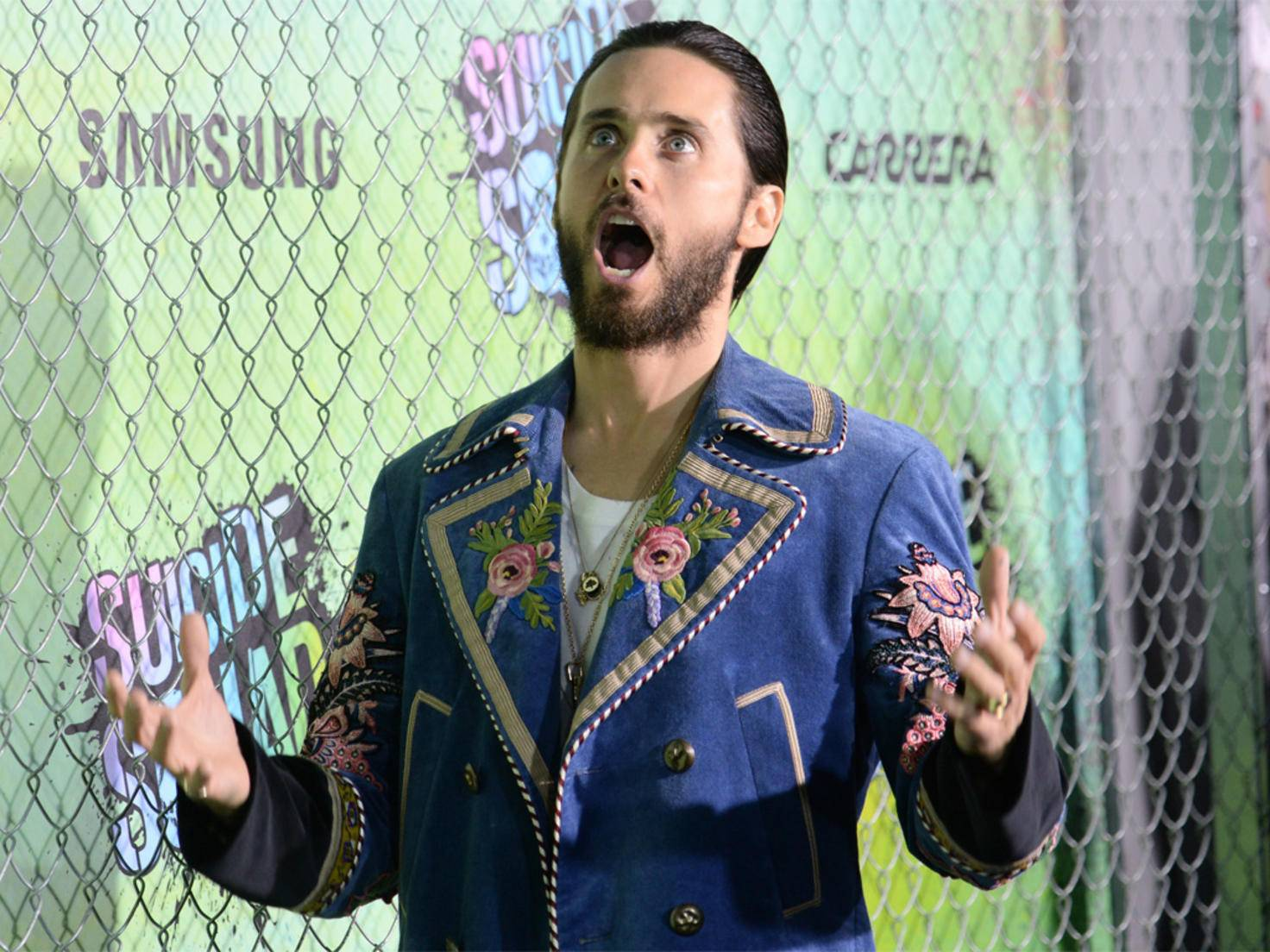 Jared Leto nimmt seine Musik sehr ernst.