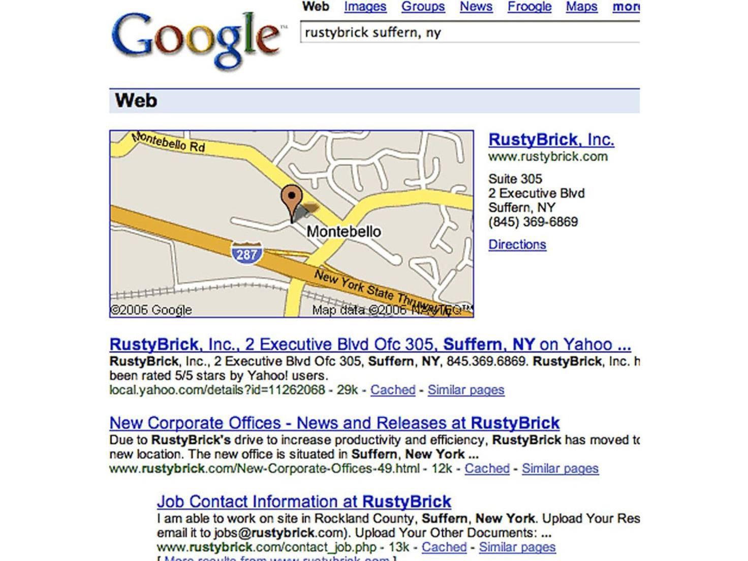 Google 2006