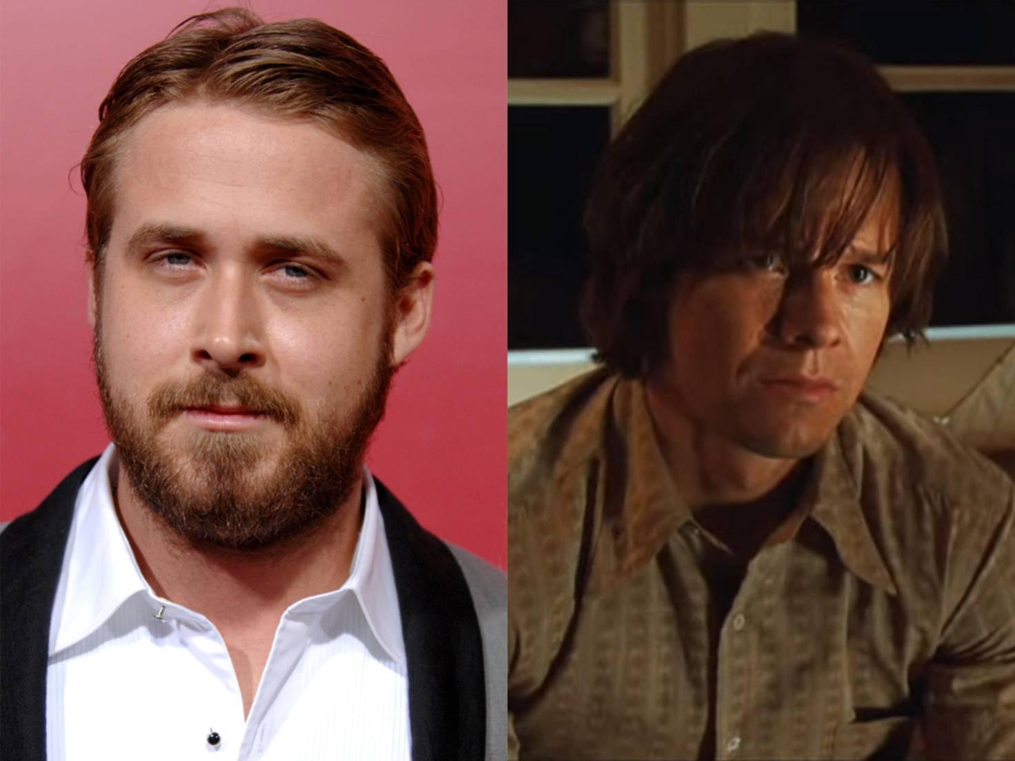 """Für seine Rolle in """"In meinem Himmel"""" zeigte Ryan Gosling etwas zu viel Einsatz. Mark Wahlberg sprang ein."""
