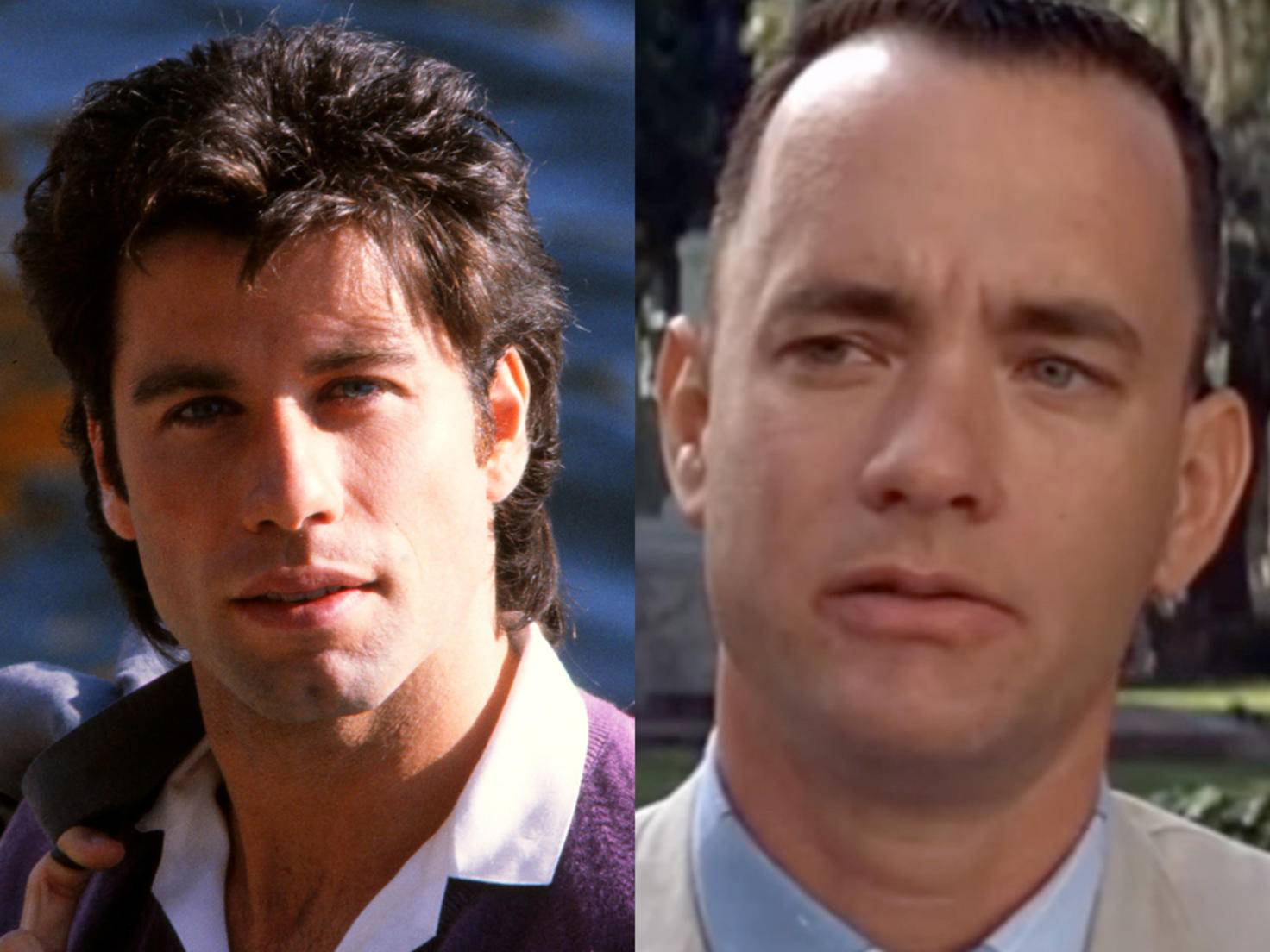 """Dumm gelaufen: John Travolta bereute später, die Hauptrolle in """"Forrest Gump"""" nicht angenommen zu haben."""