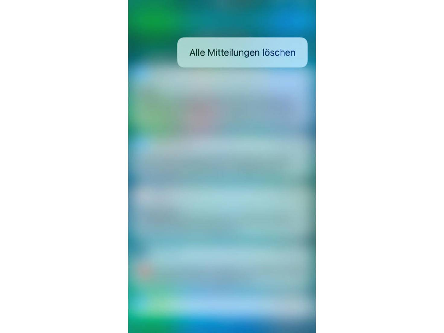 iOS 10 Notifications