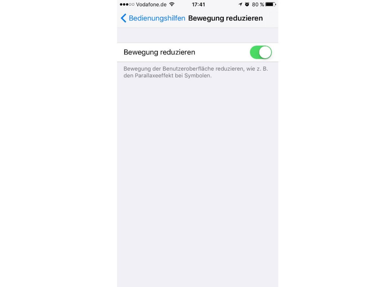 iOS 10 iMessage Animationen aus.jpg