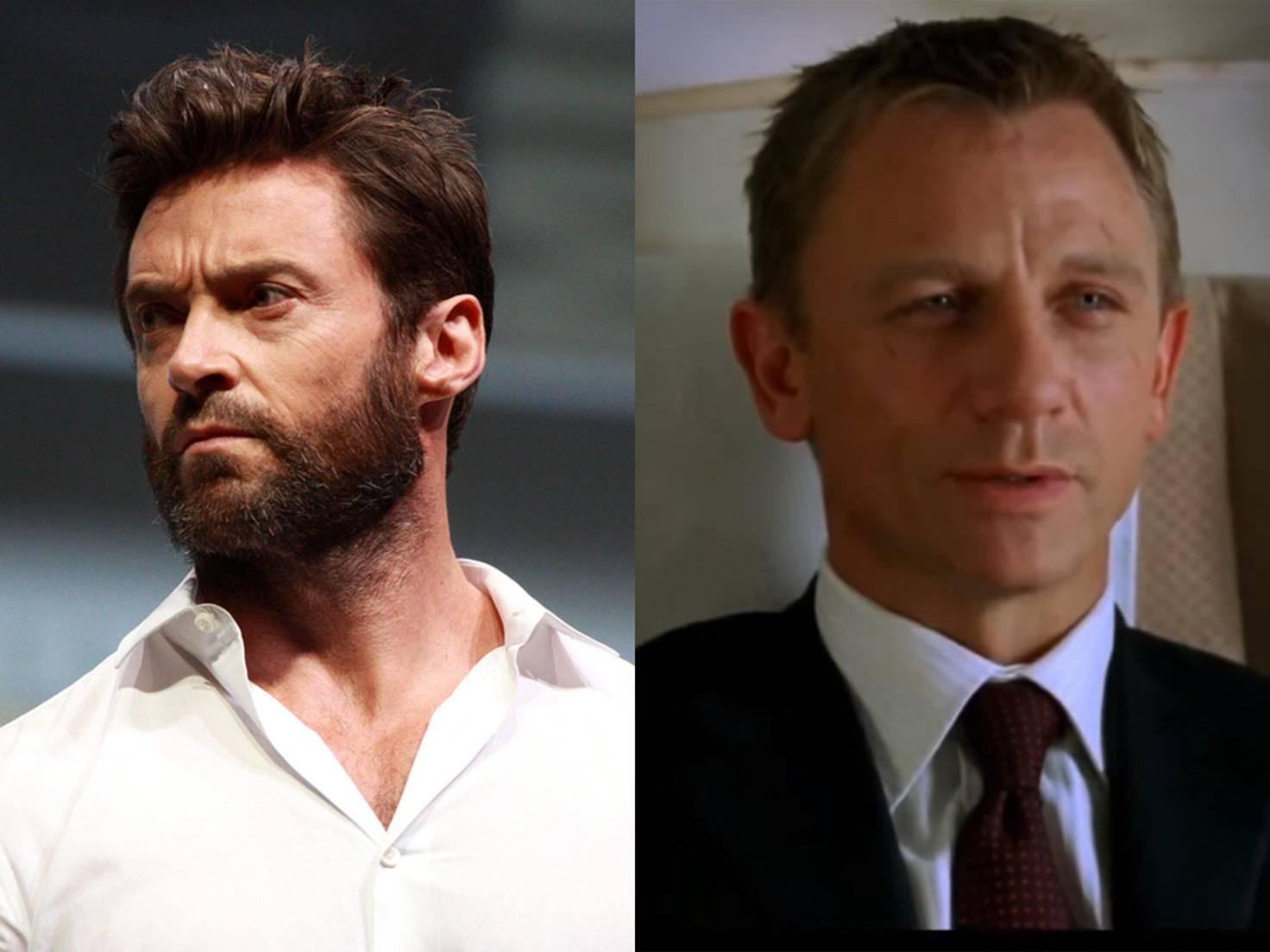 Mutant sein verpflichtet: Hugh Jackman war als Wolverine zu beschäftigt, um 007 zu spielen.