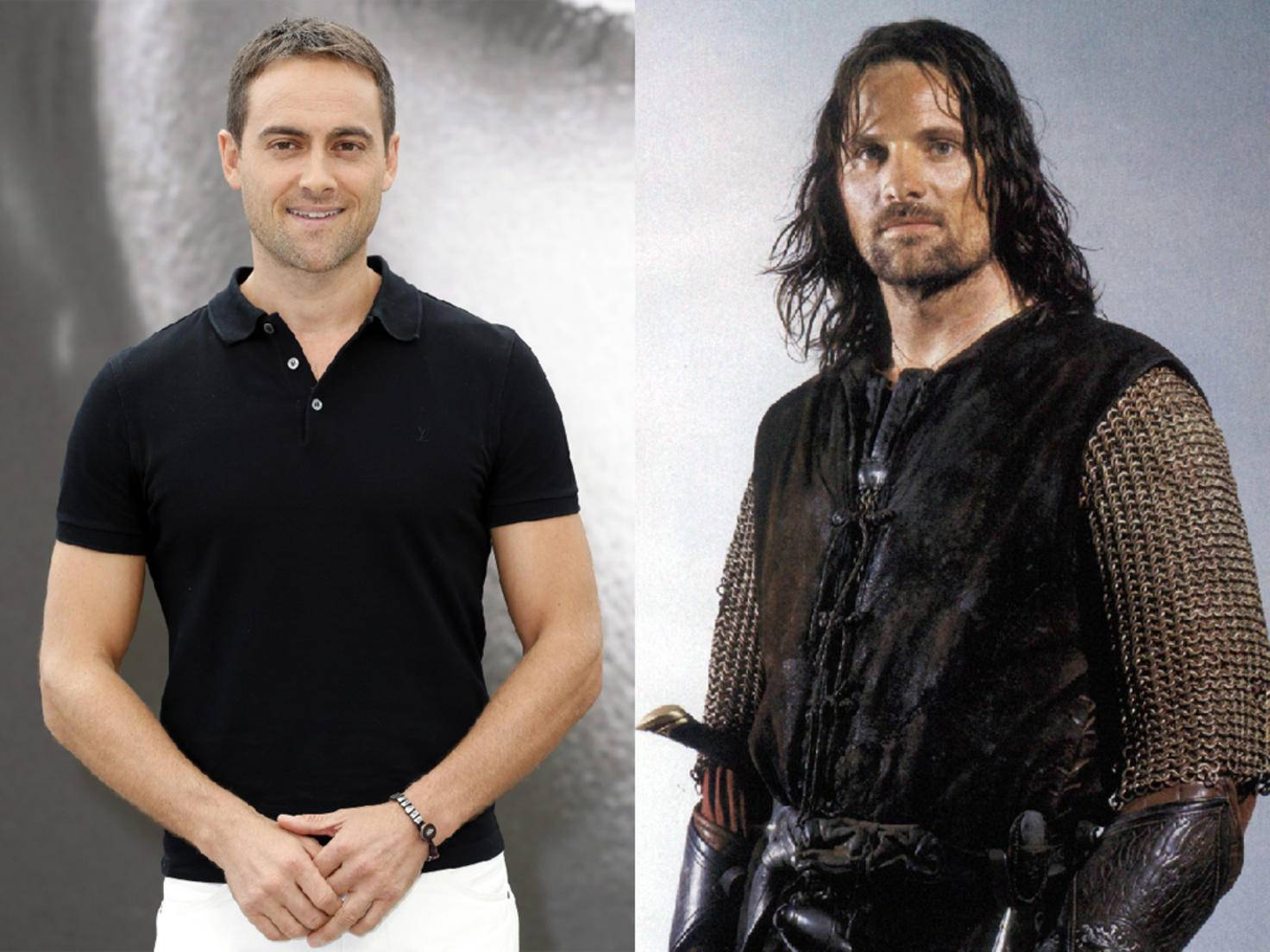 Stuart Townsend bekam für die Rolle des Aragorn eine unerhört kurzfristige Absage.