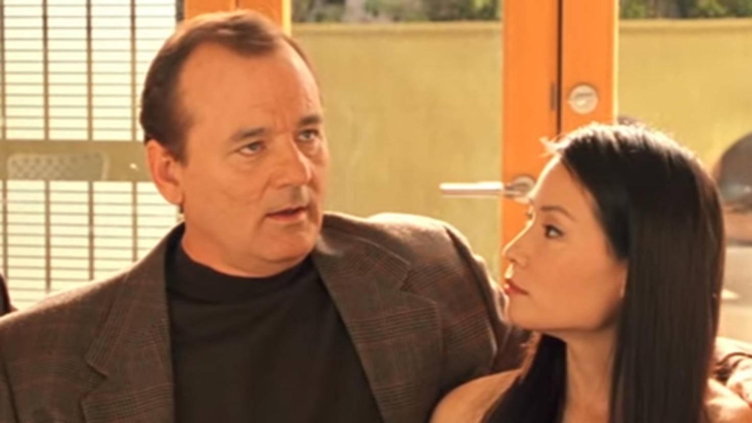 Zwischen Bill Murray und Lucy Liu flogen nicht nur die Fetzen, sondern auch gleich die Fäuste.