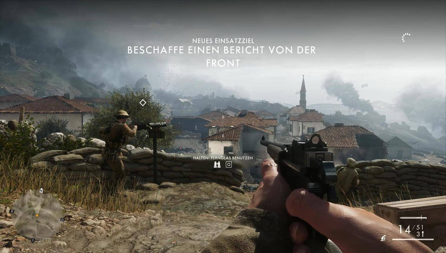 Battlefield 1 Screen 01