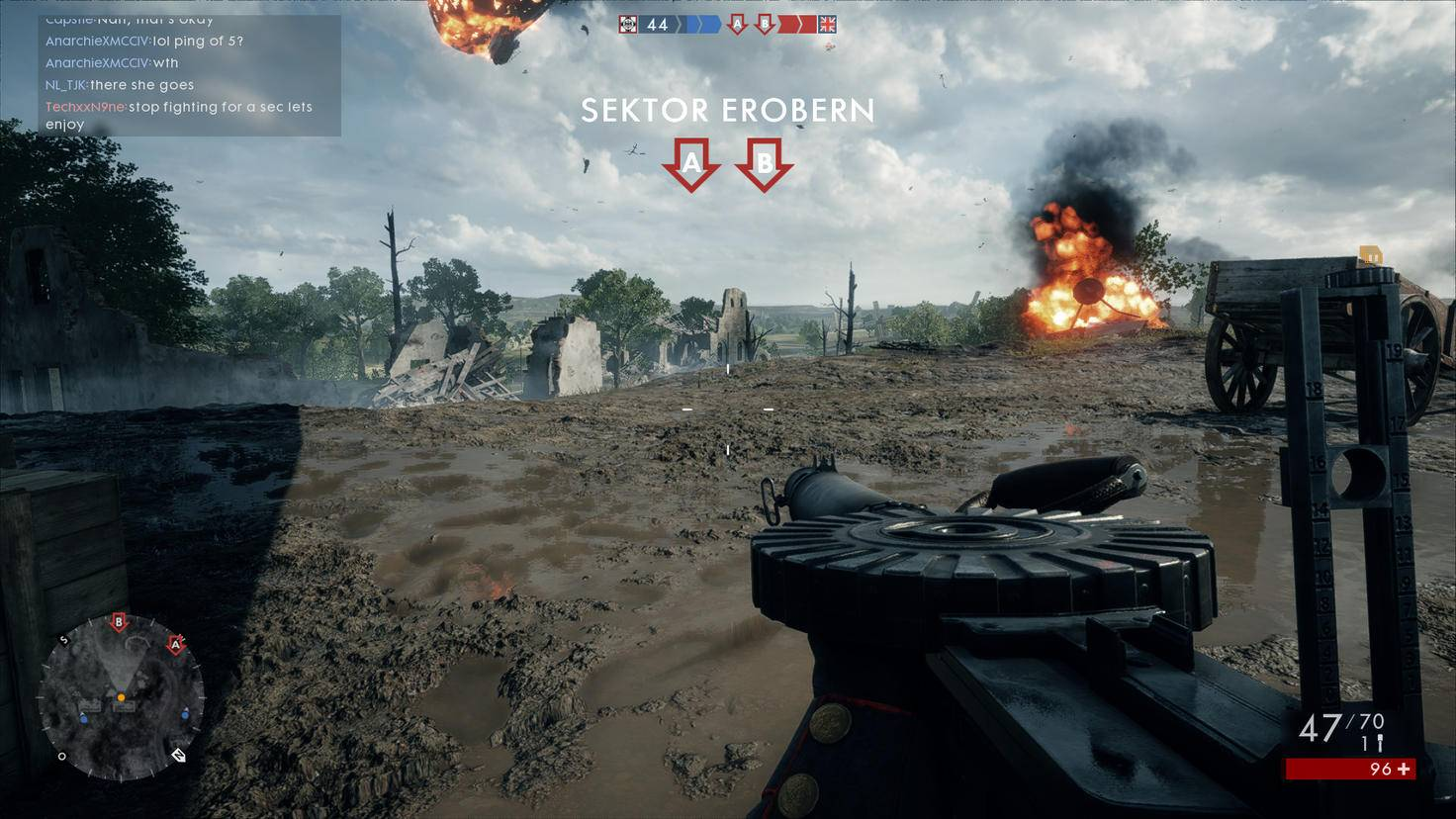 Battlefield 1 Screen 05