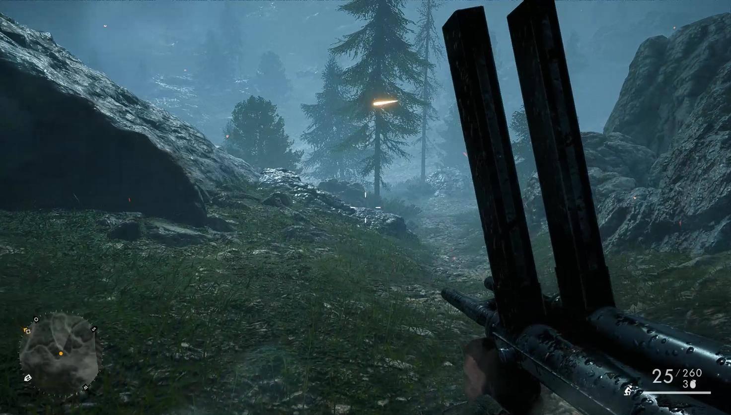 """Screenshot """"Battlefield 1""""."""