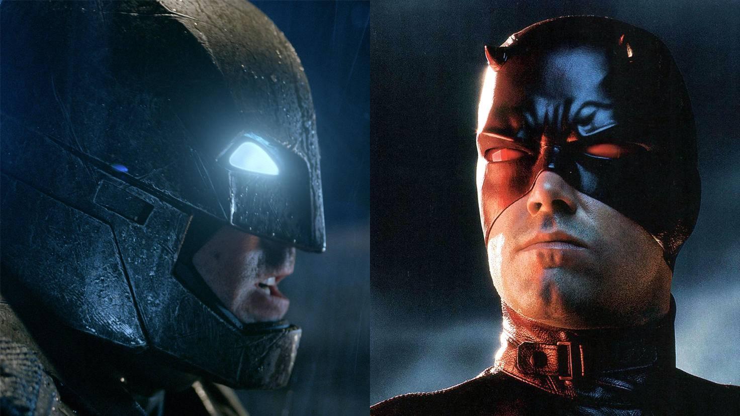 """""""Daredevil"""" floppte gewaltig. Doch als Batman machte Ben Affleck so einiges weider gut."""