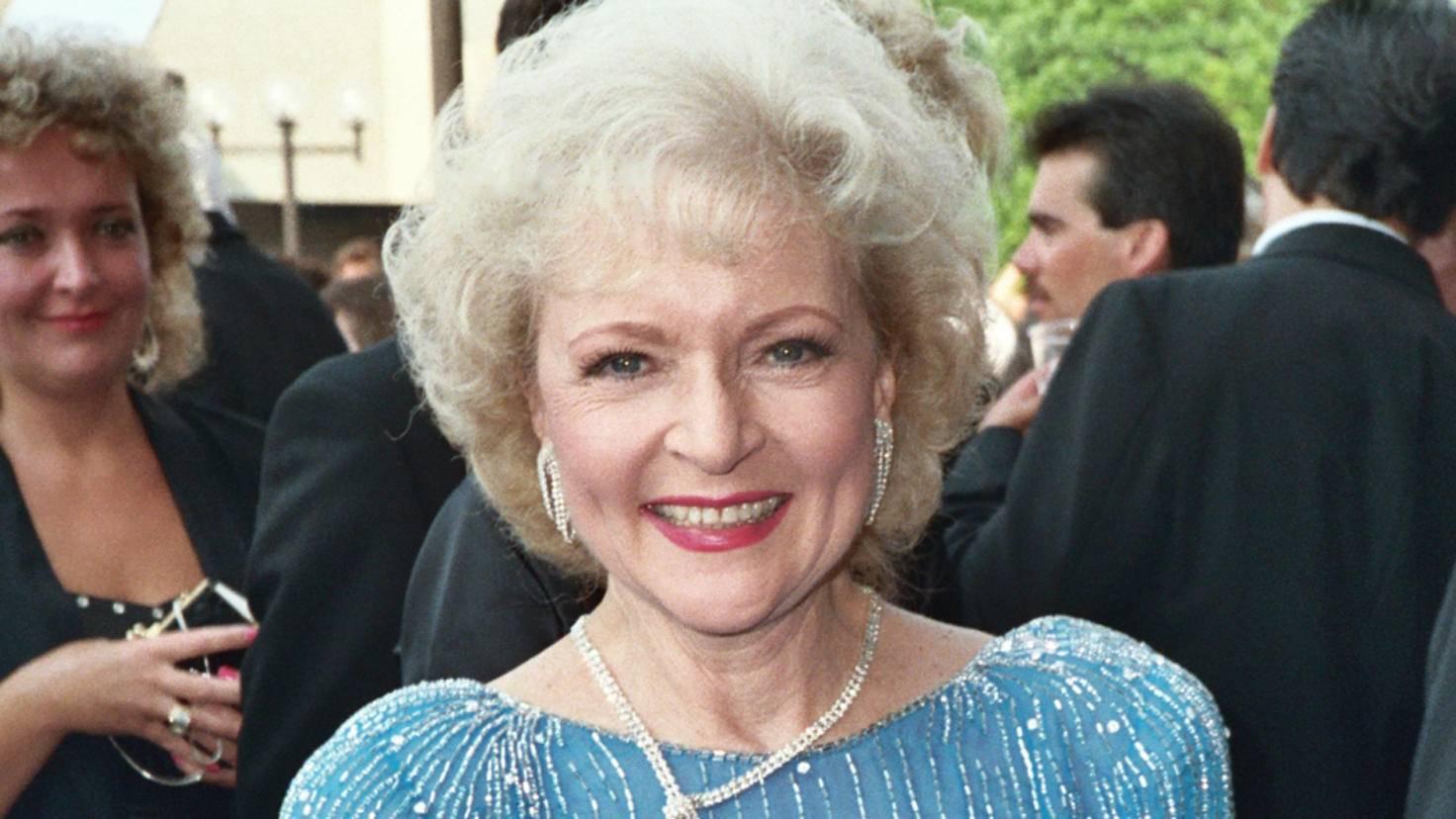 Lebende Legende: Betty White prägte das Fernsehen von Beginn an mit.