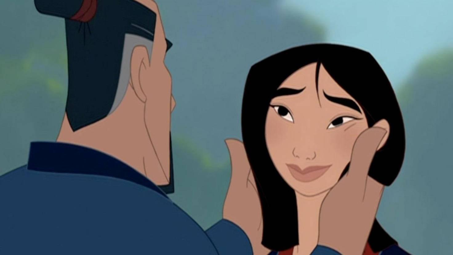 Mulan Walt Disney